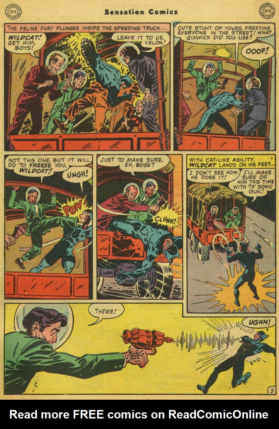 Read online Sensation (Mystery) Comics comic -  Issue #80 - 44