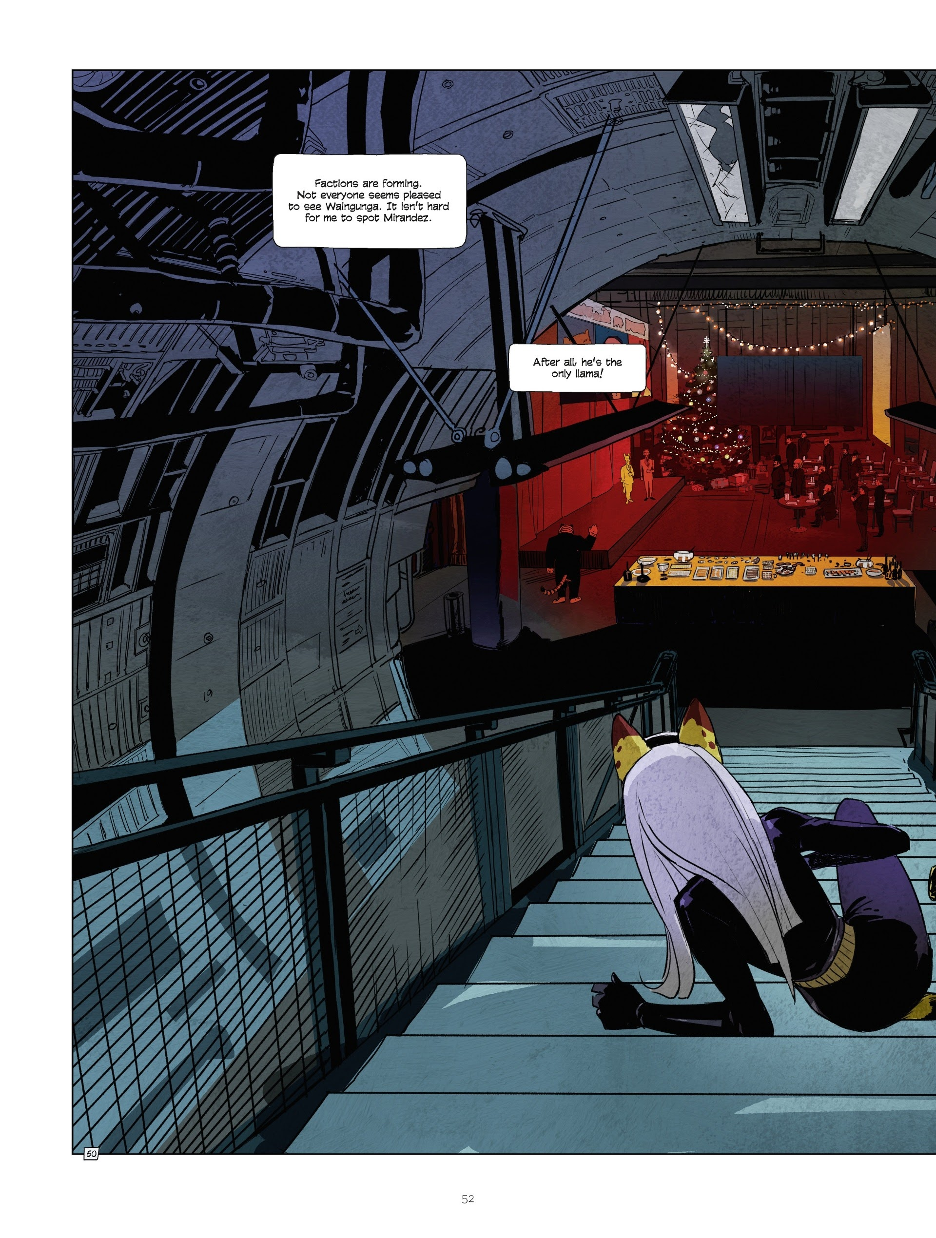 Read online Jack Wolfgang comic -  Issue #3 - 54