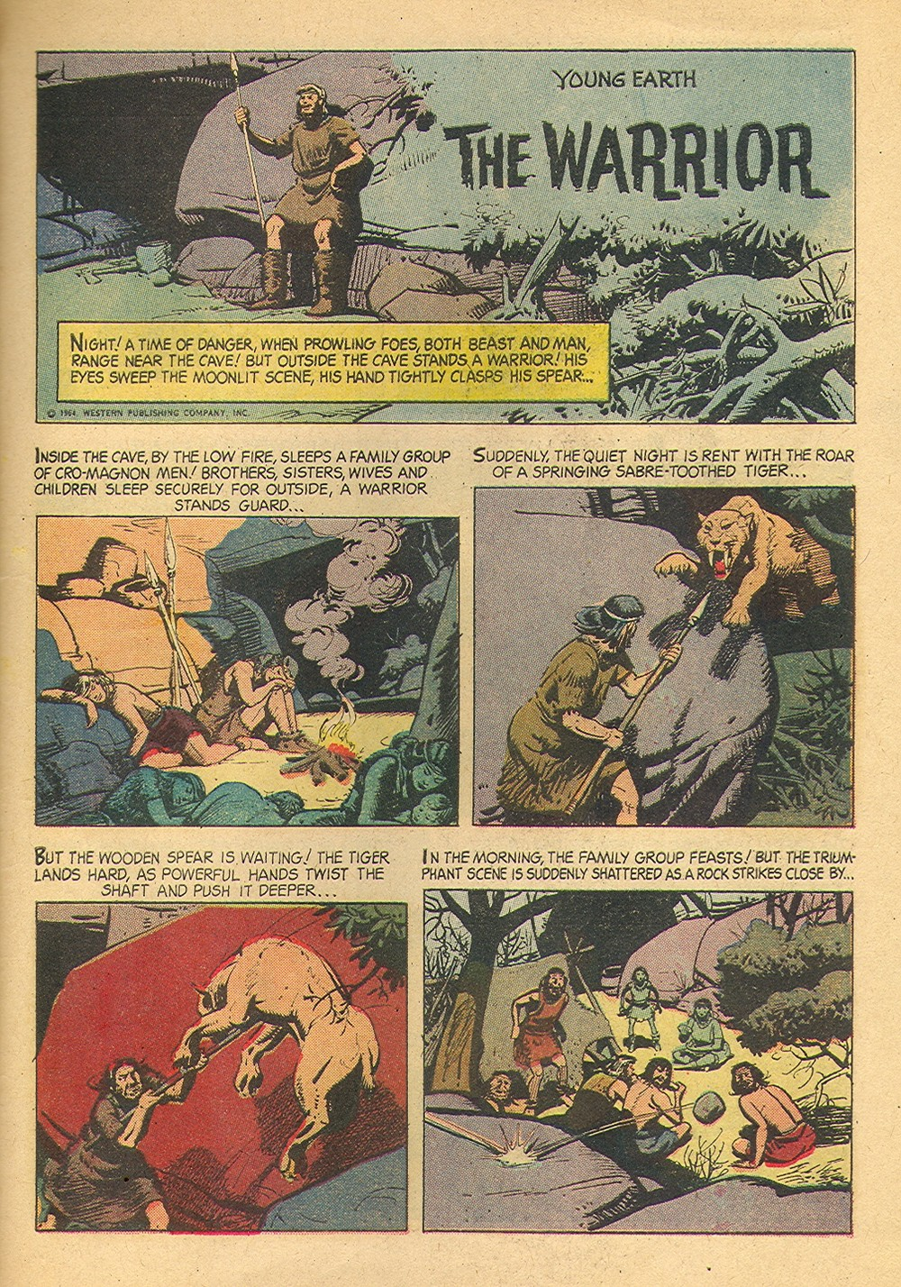 Read online Turok, Son of Stone comic -  Issue #39 - 31