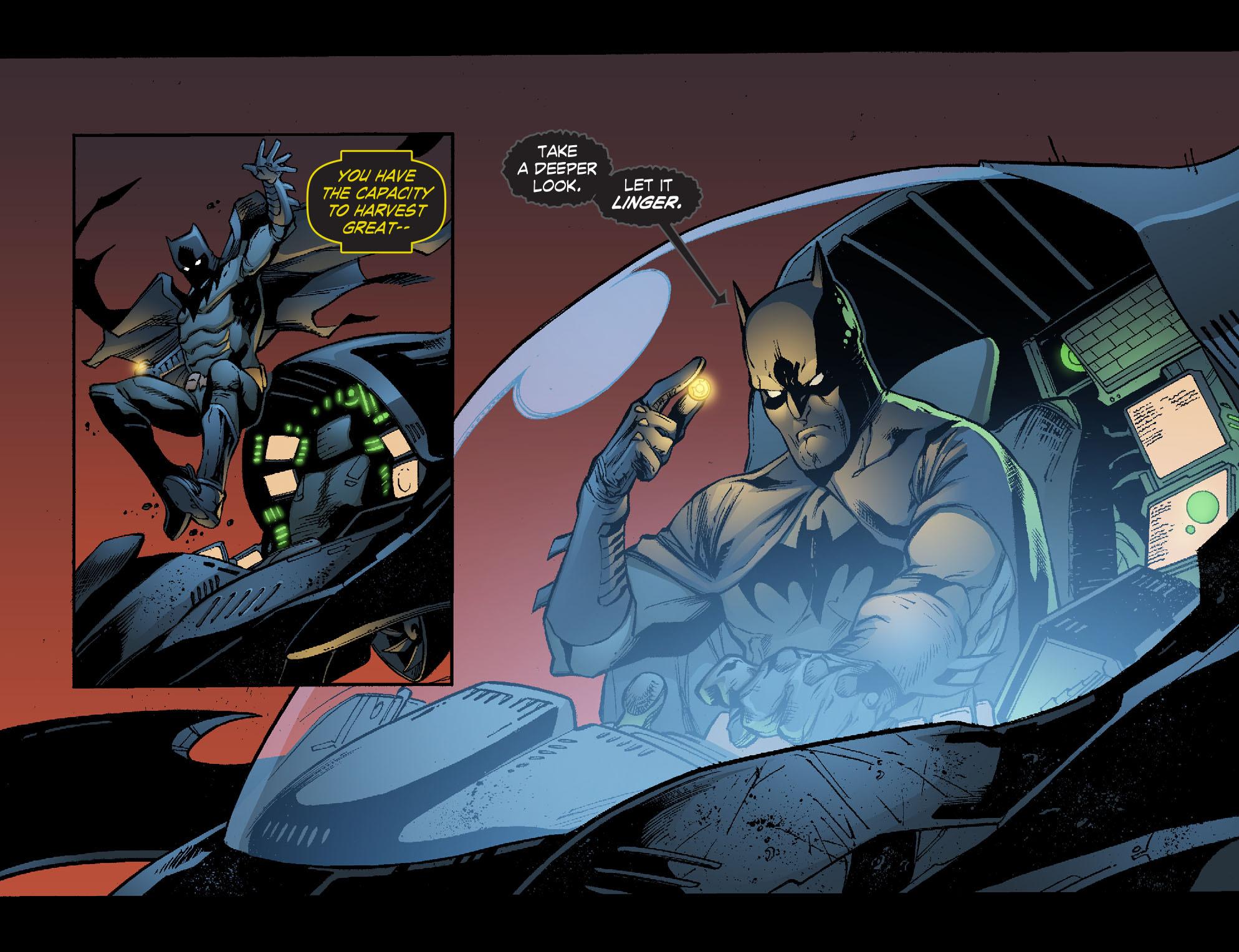 Read online Smallville: Lantern [I] comic -  Issue #11 - 14
