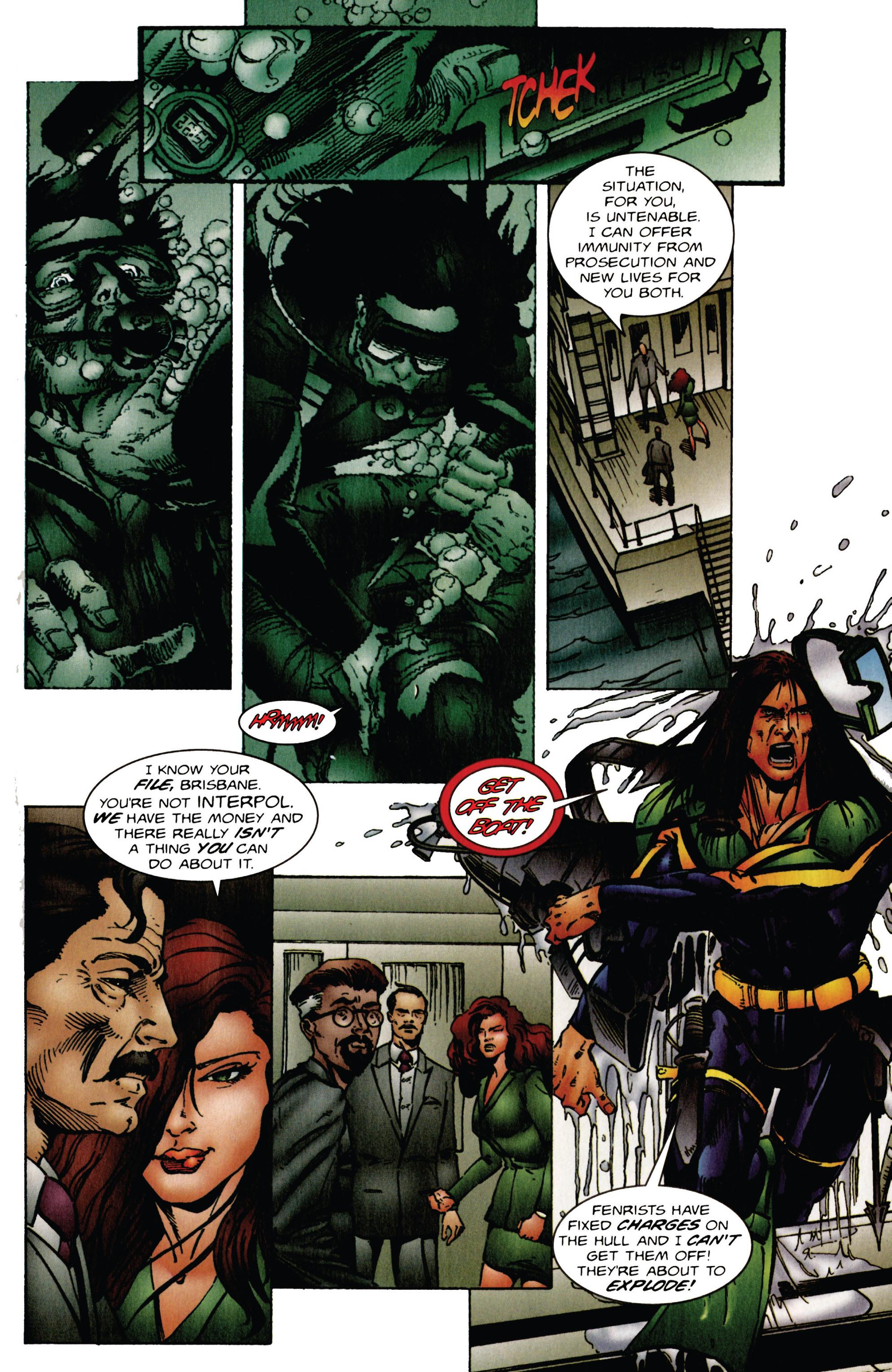 Read online Eternal Warrior (1992) comic -  Issue #46 - 16