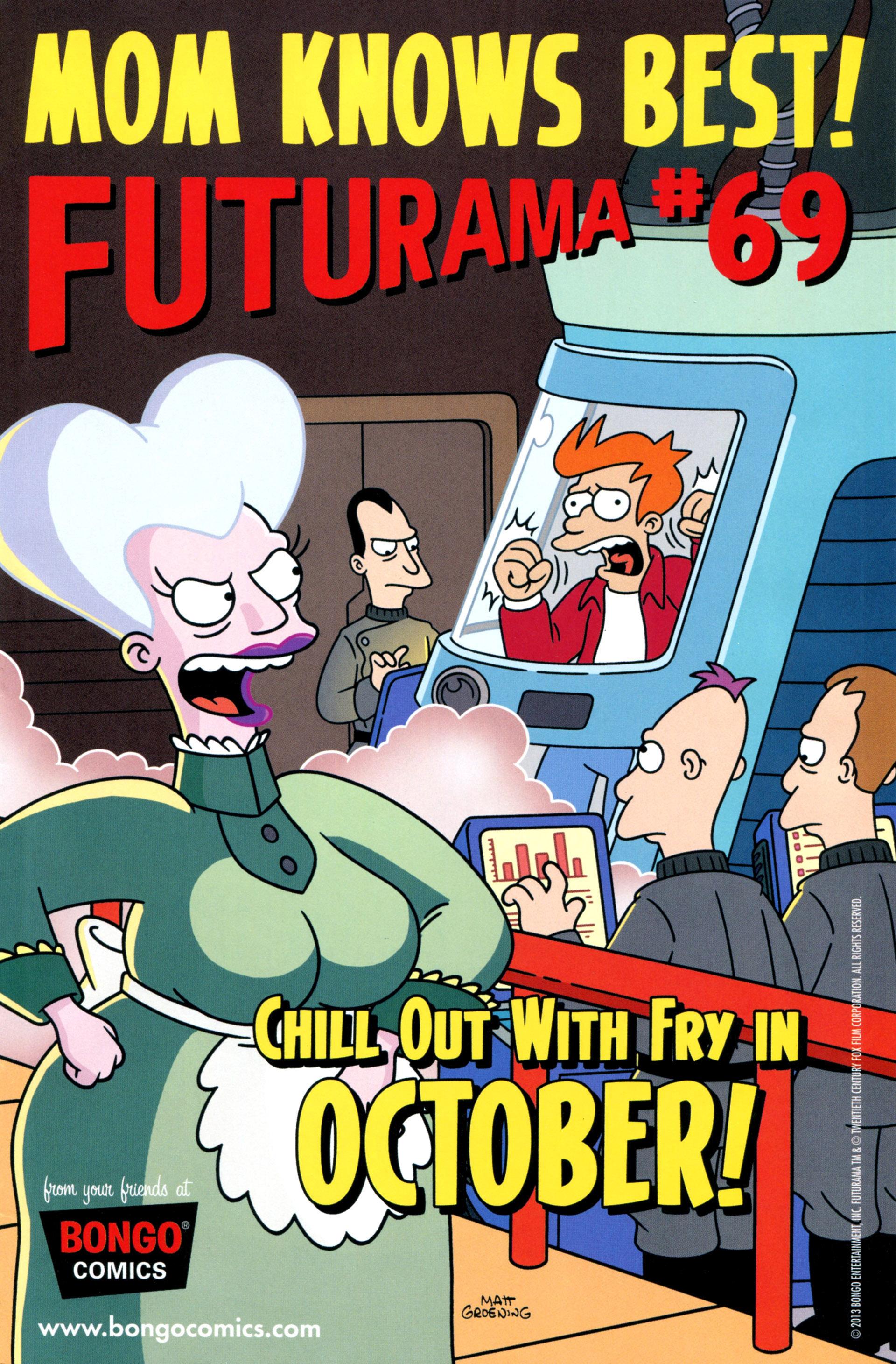 Read online Simpsons Comics comic -  Issue #206 - 26