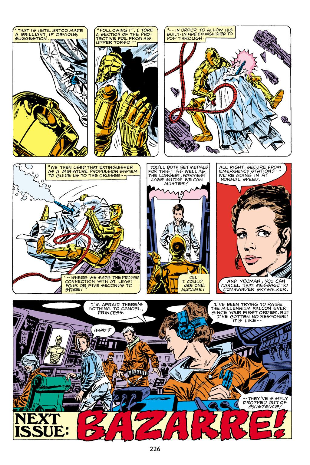 Read online Star Wars Omnibus comic -  Issue # Vol. 16 - 223