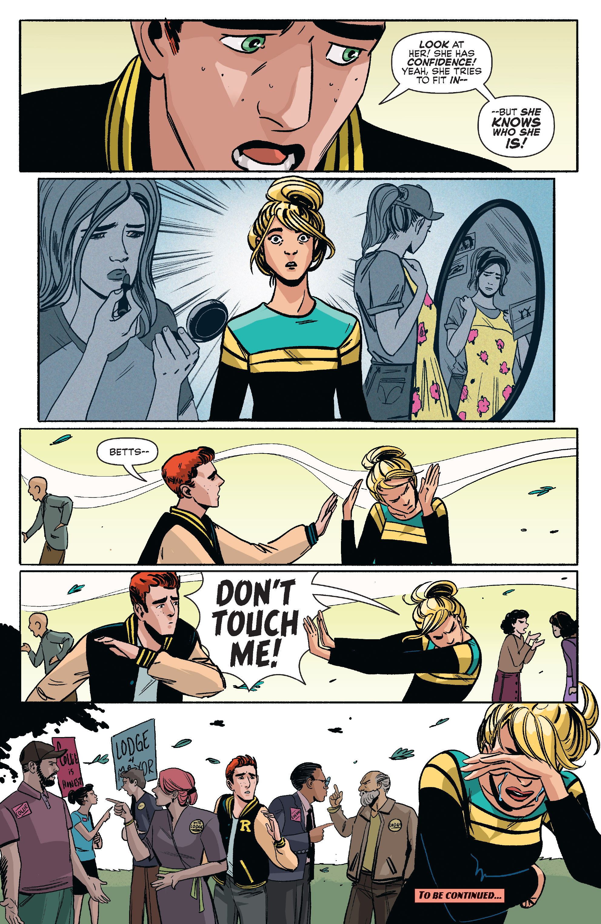 Read online Archie (2015) comic -  Issue #10 - 24