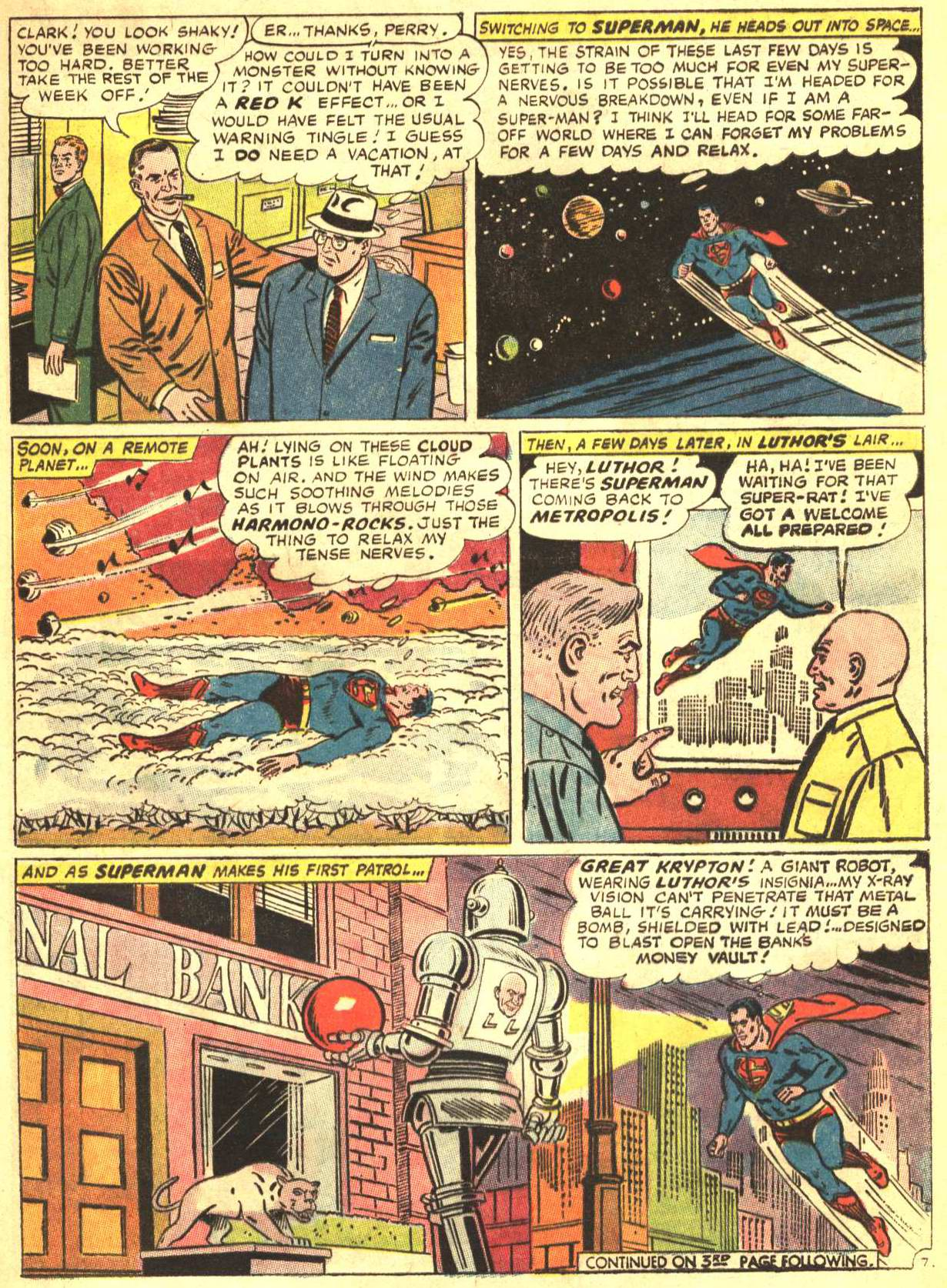 Read online Action Comics (1938) comic -  Issue #333 - 9