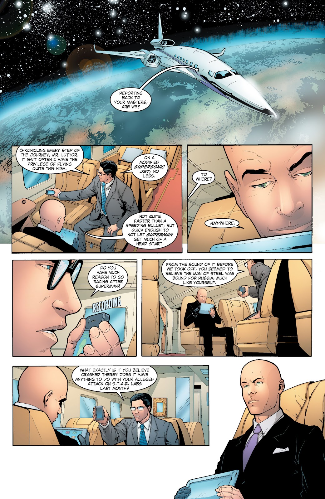 Read online Smallville Season 11 [II] comic -  Issue # TPB 6 - 71