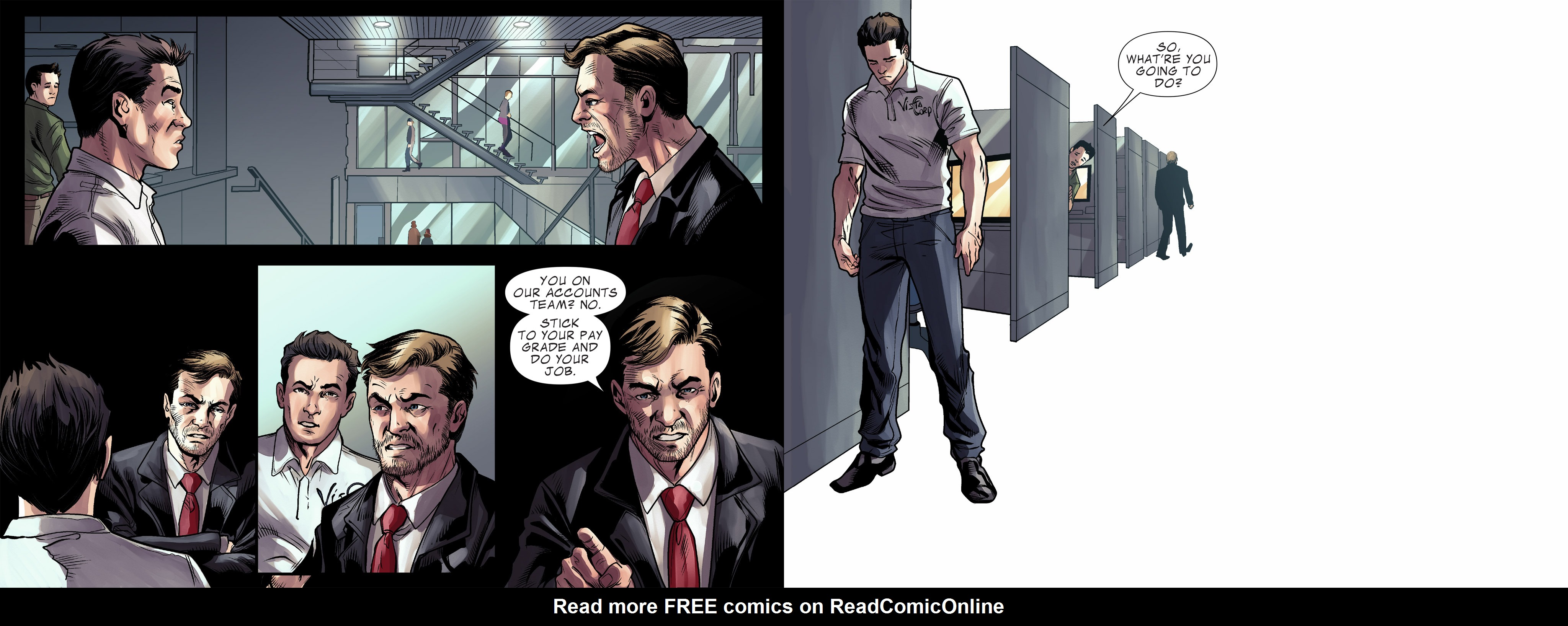 Read online Ant-Man — Scott Lang: Small Time comic -  Issue # Full - 17