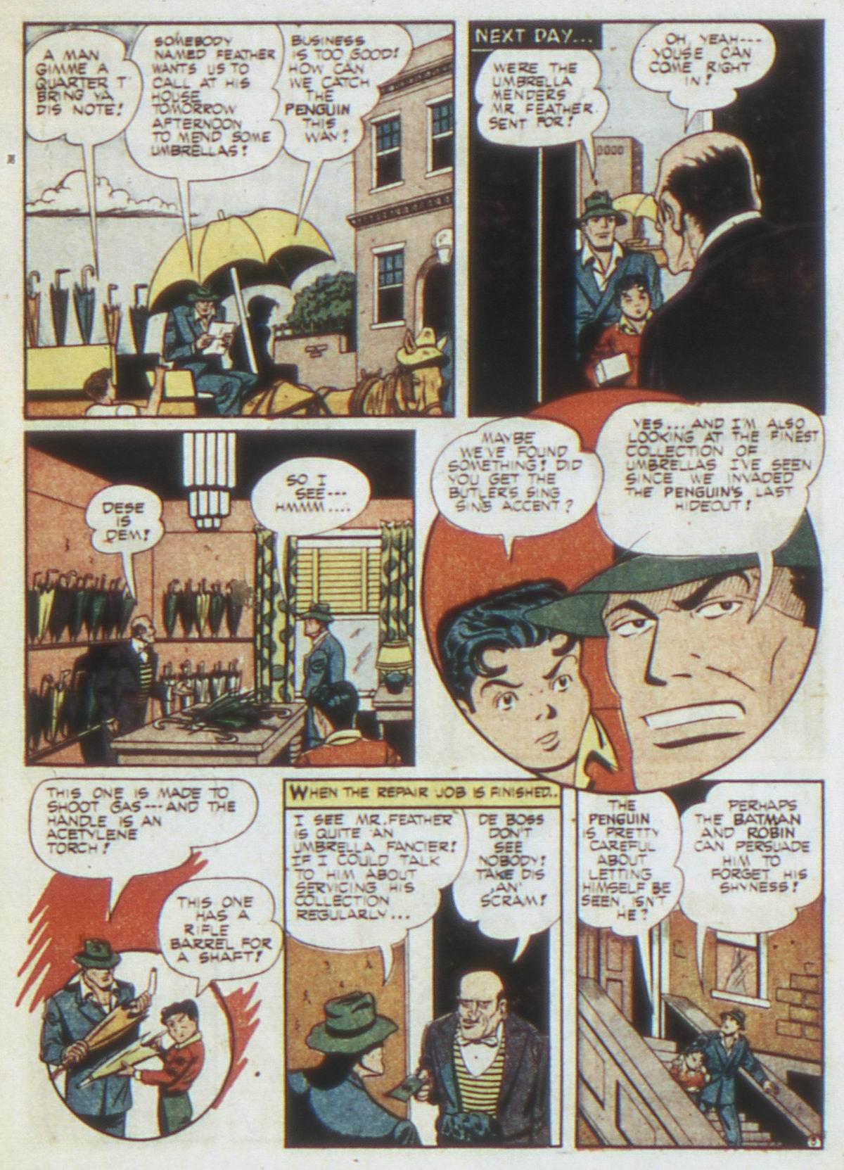 Read online Detective Comics (1937) comic -  Issue #87 - 7