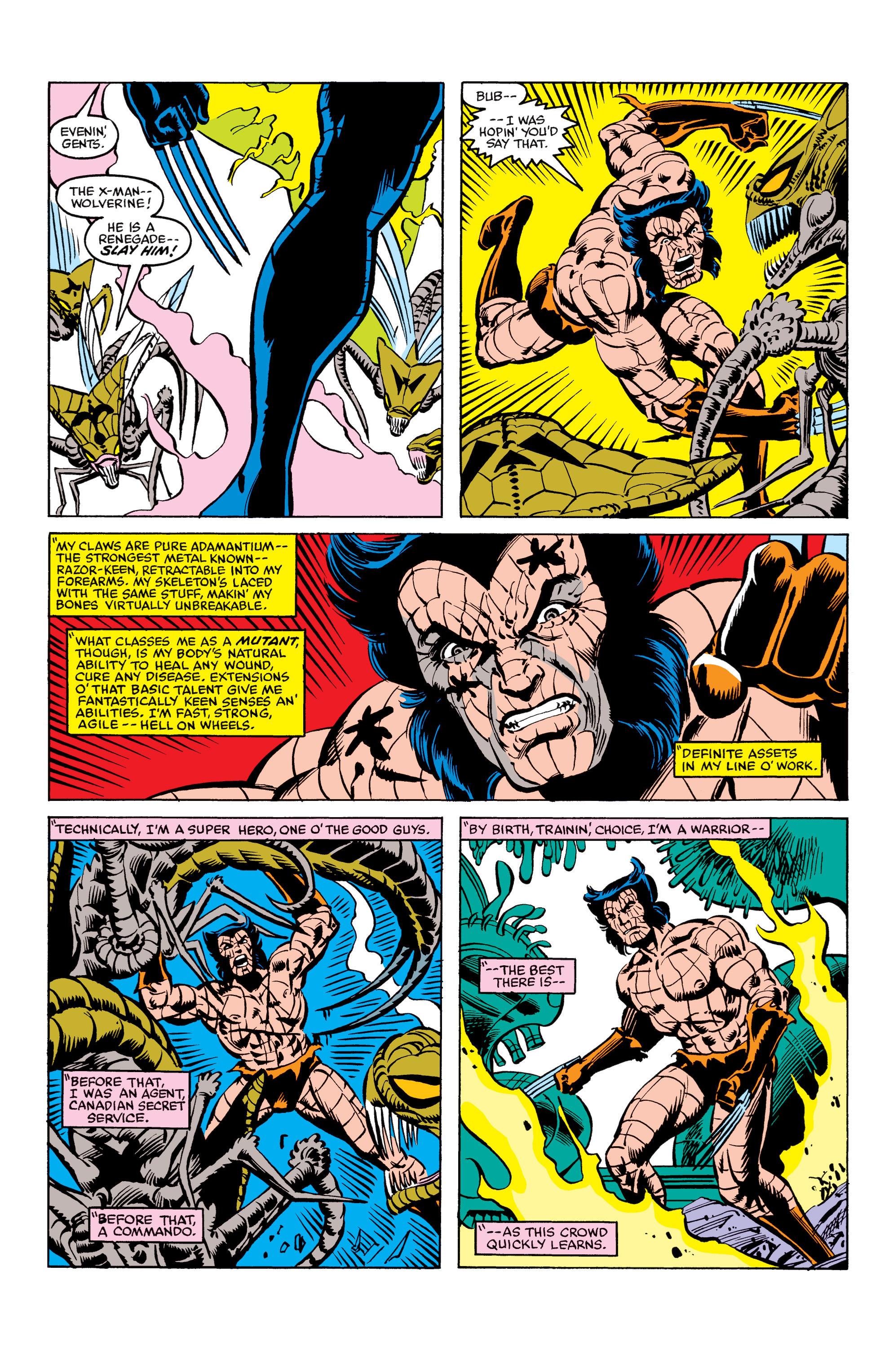 Read online Uncanny X-Men (1963) comic -  Issue #163 - 5