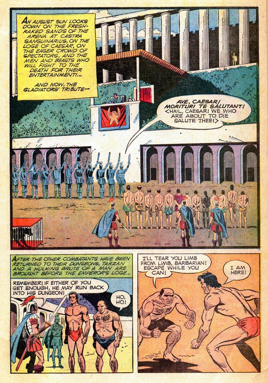 Tarzan (1962) issue 195 - Page 7