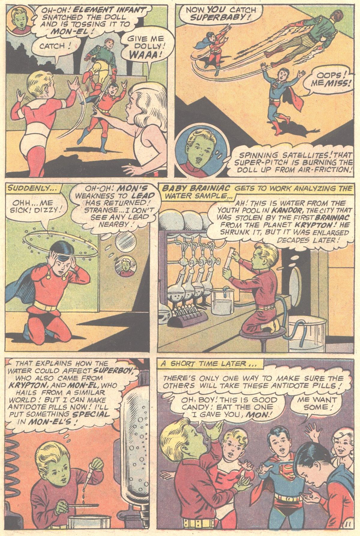 Read online Adventure Comics (1938) comic -  Issue #356 - 15