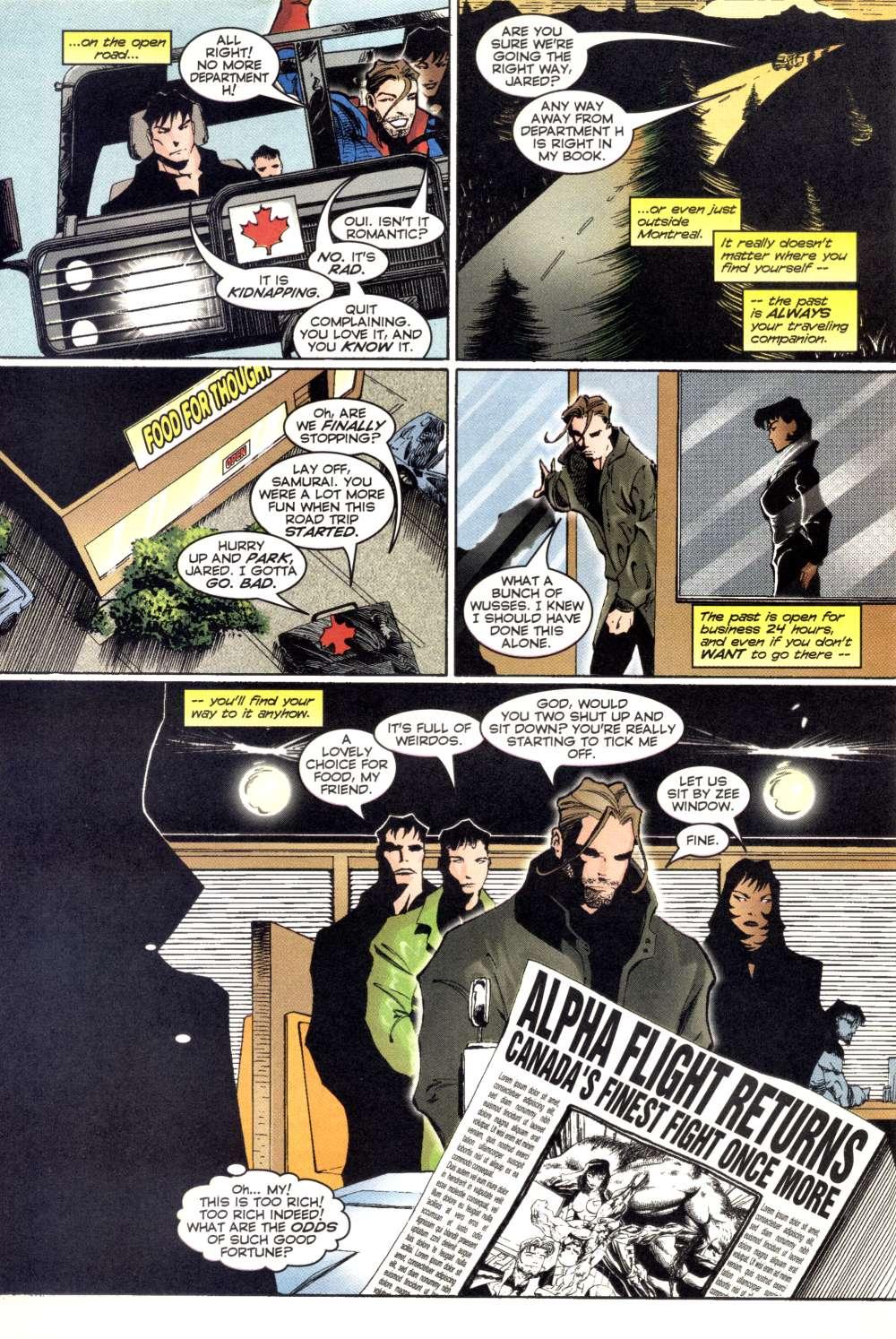 Read online Alpha Flight (1997) comic -  Issue #3 - 24
