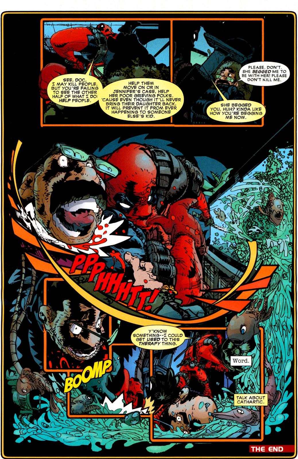 Read online Deadpool (2008) comic -  Issue #900 - 30