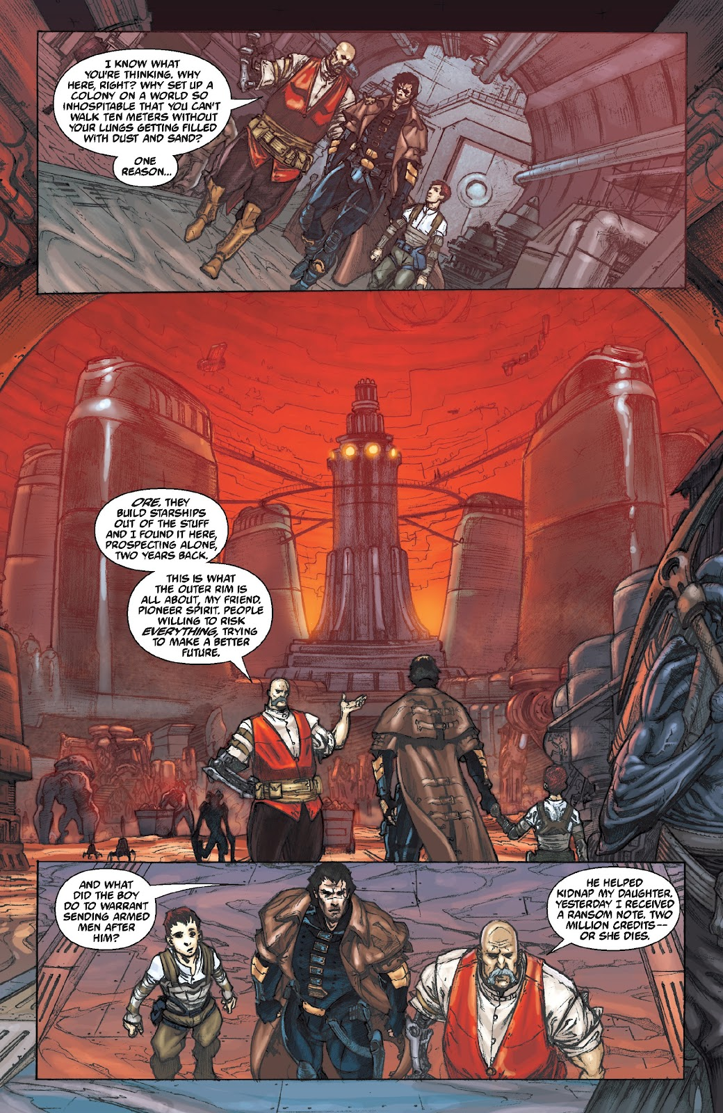 Read online Star Wars Legends Epic Collection: The Menace Revealed comic -  Issue # TPB (Part 4) - 93