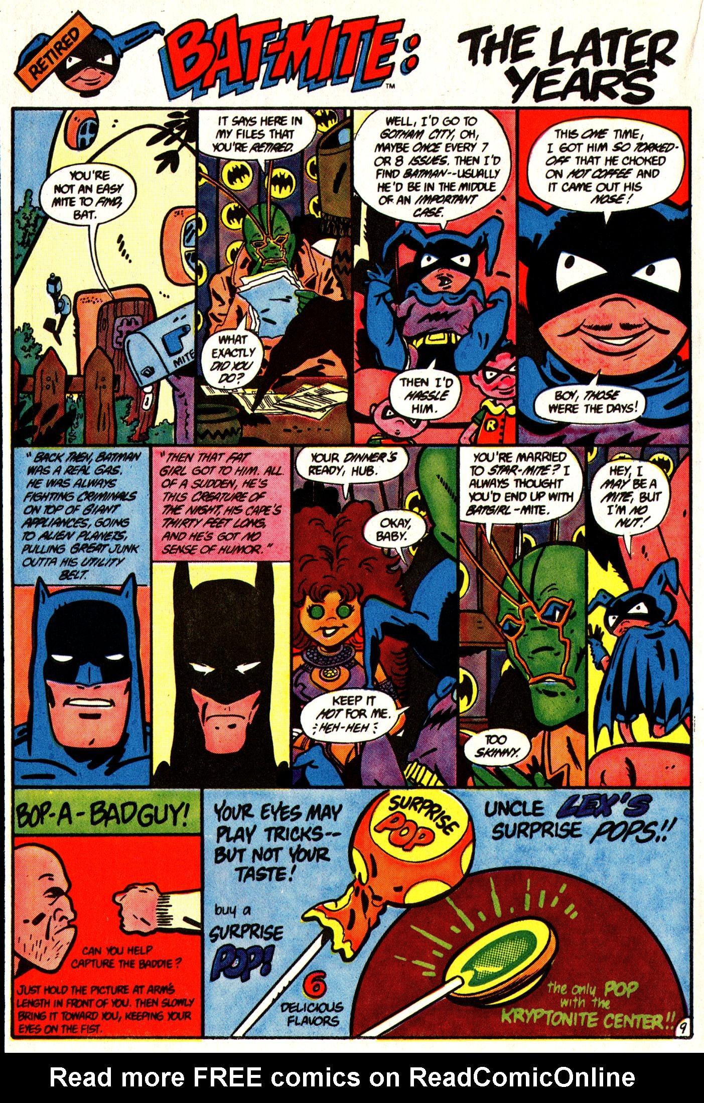 Read online Ambush Bug comic -  Issue #3 - 14