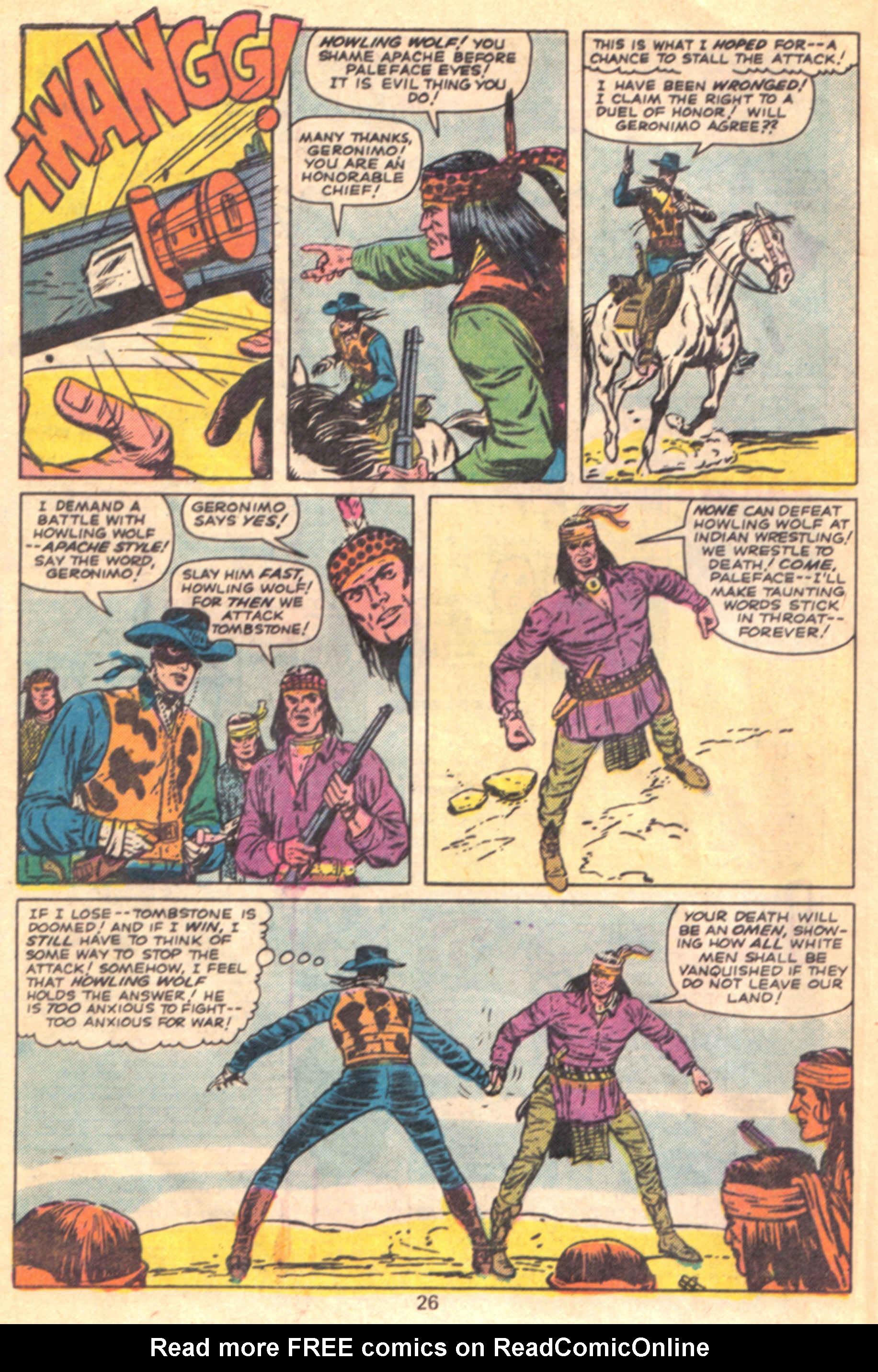 Read online Two-Gun Kid comic -  Issue #127 - 29