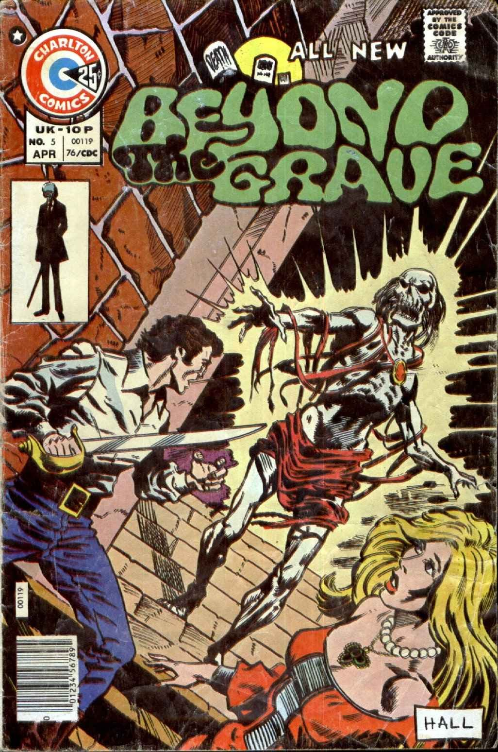Beyond the Grave (1975) issue 5 - Page 1