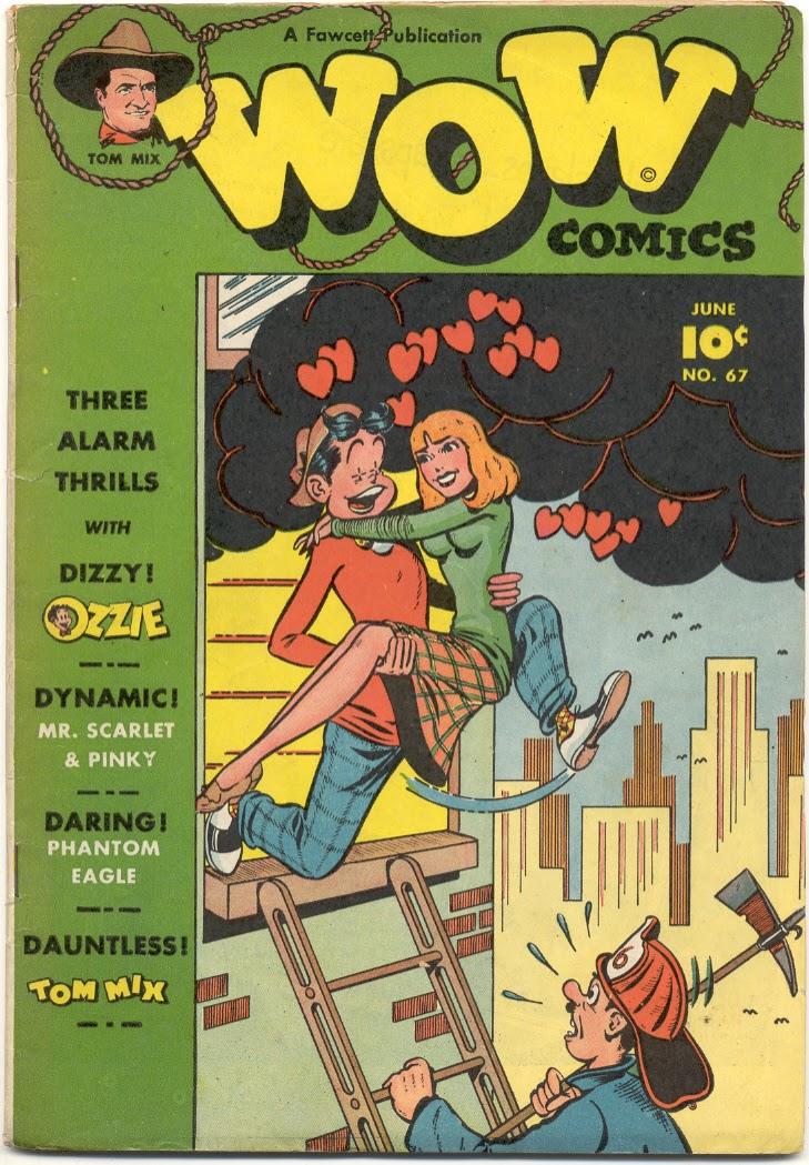 Wow Comics 67 Page 1