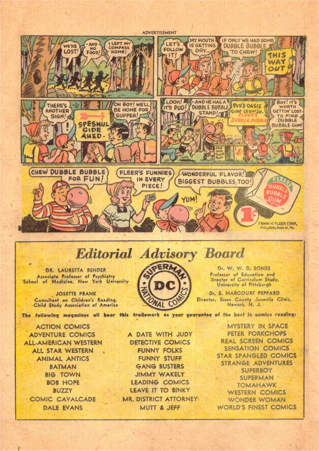 Read online Wonder Woman (1942) comic -  Issue #47 - 30