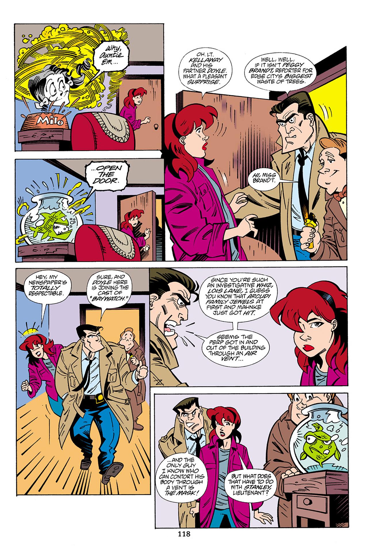 Read online Adventures Of The Mask Omnibus comic -  Issue #Adventures Of The Mask Omnibus Full - 118