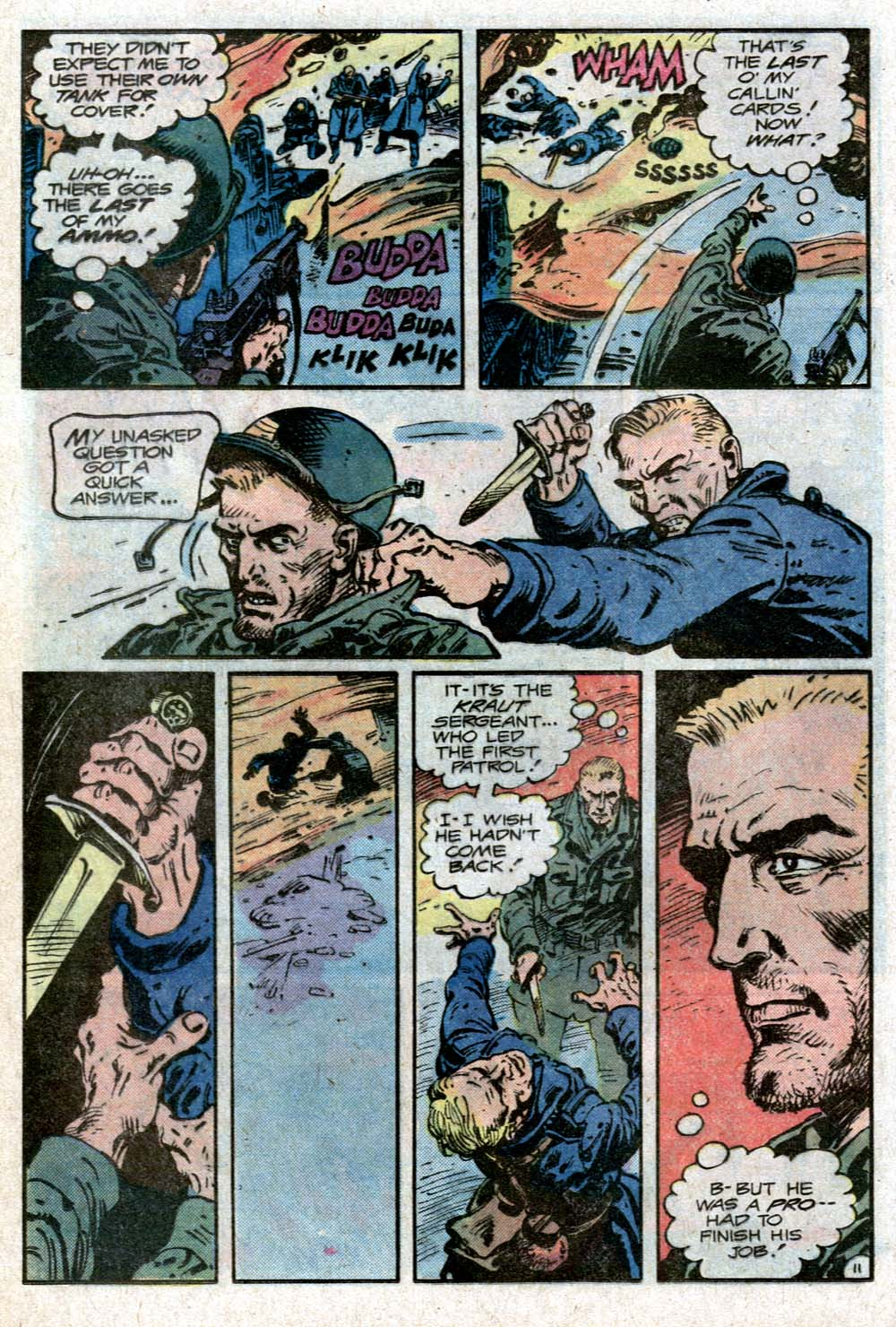 Read online Sgt. Rock comic -  Issue #352 - 14