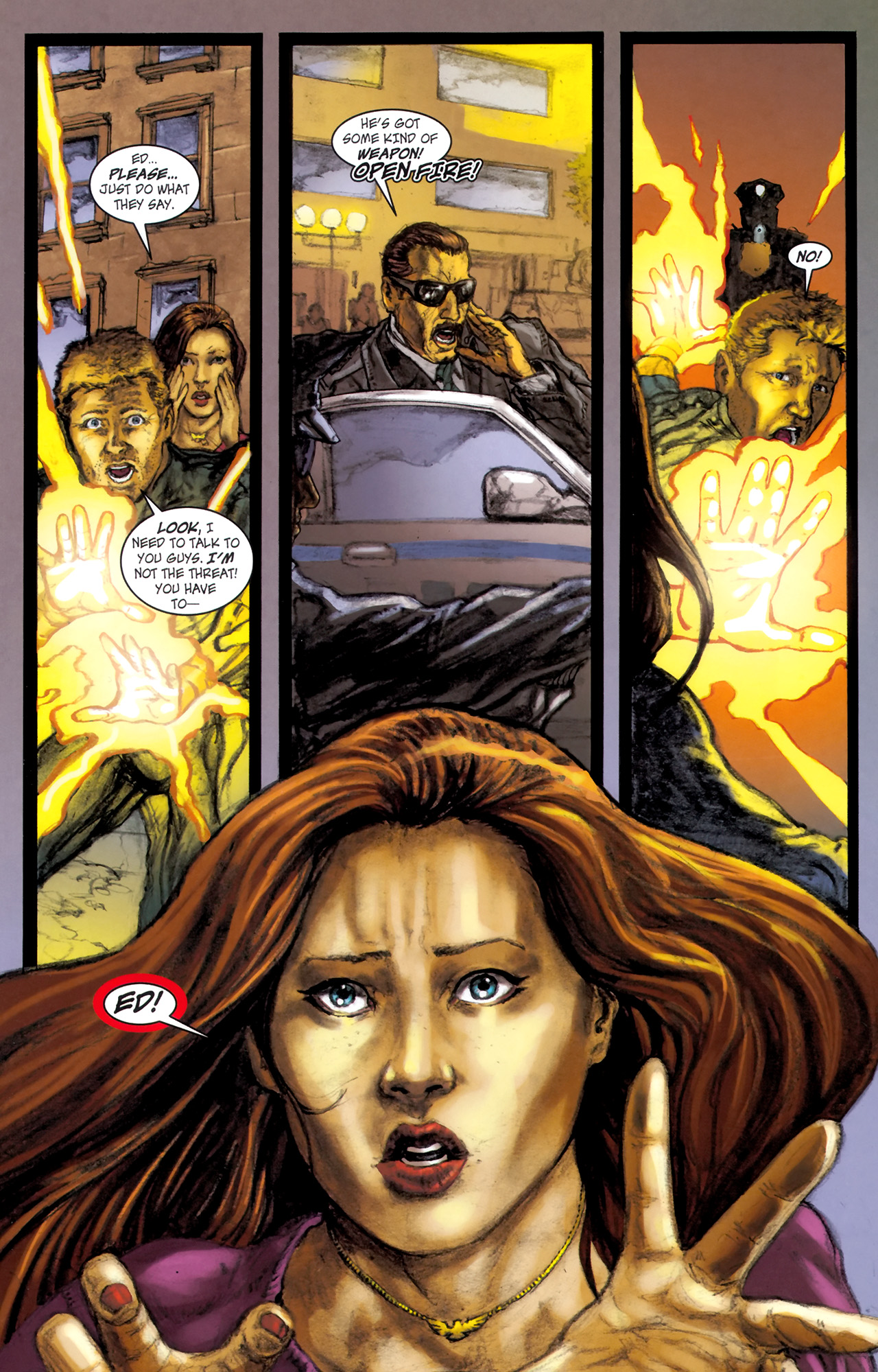 Read online Phoenix comic -  Issue #2 - 10