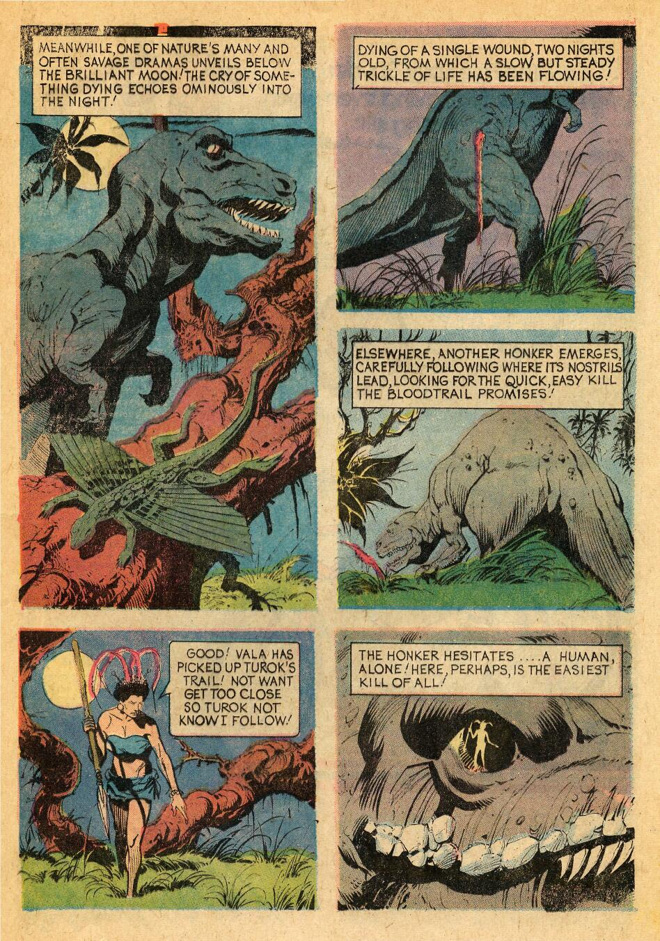 Read online Turok, Son of Stone comic -  Issue #88 - 13