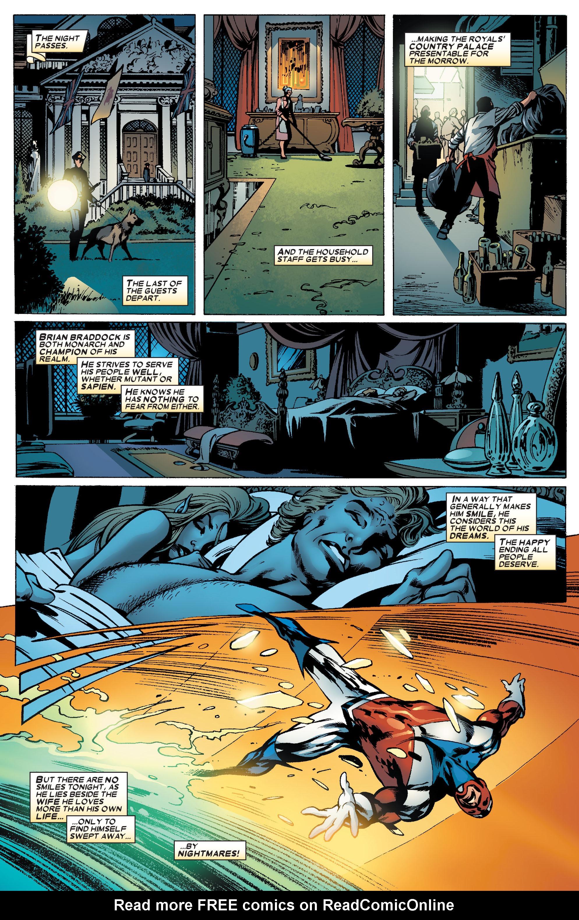 Read online Uncanny X-Men (1963) comic -  Issue #463 - 8