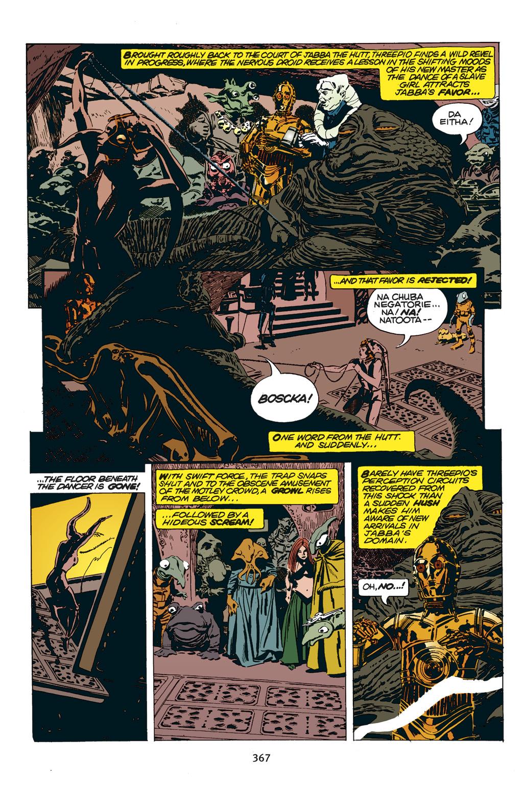 Read online Star Wars Omnibus comic -  Issue # Vol. 18.5 - 86