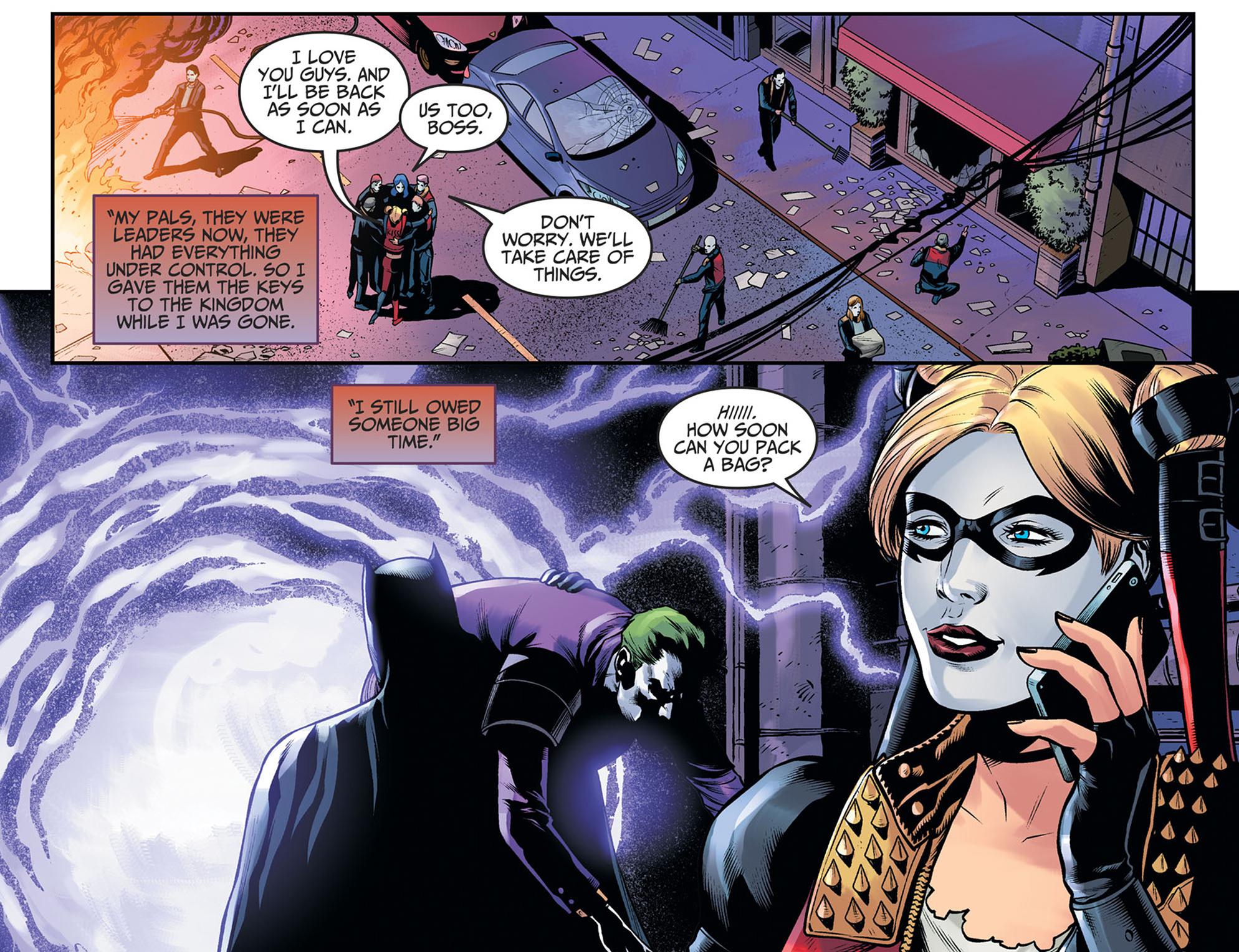 Read online Injustice: Ground Zero comic -  Issue #24 - 19