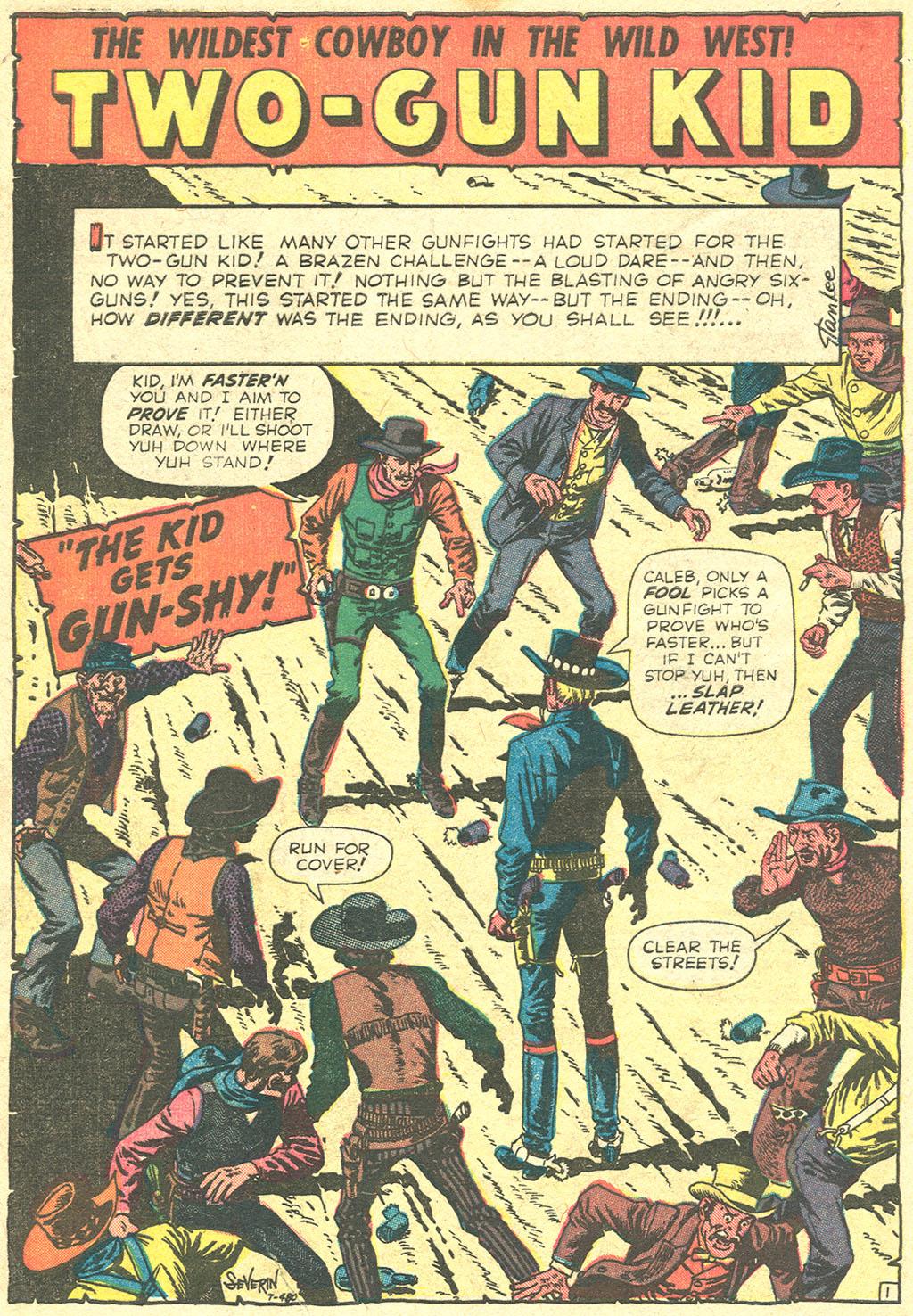 Read online Two-Gun Kid comic -  Issue #51 - 28