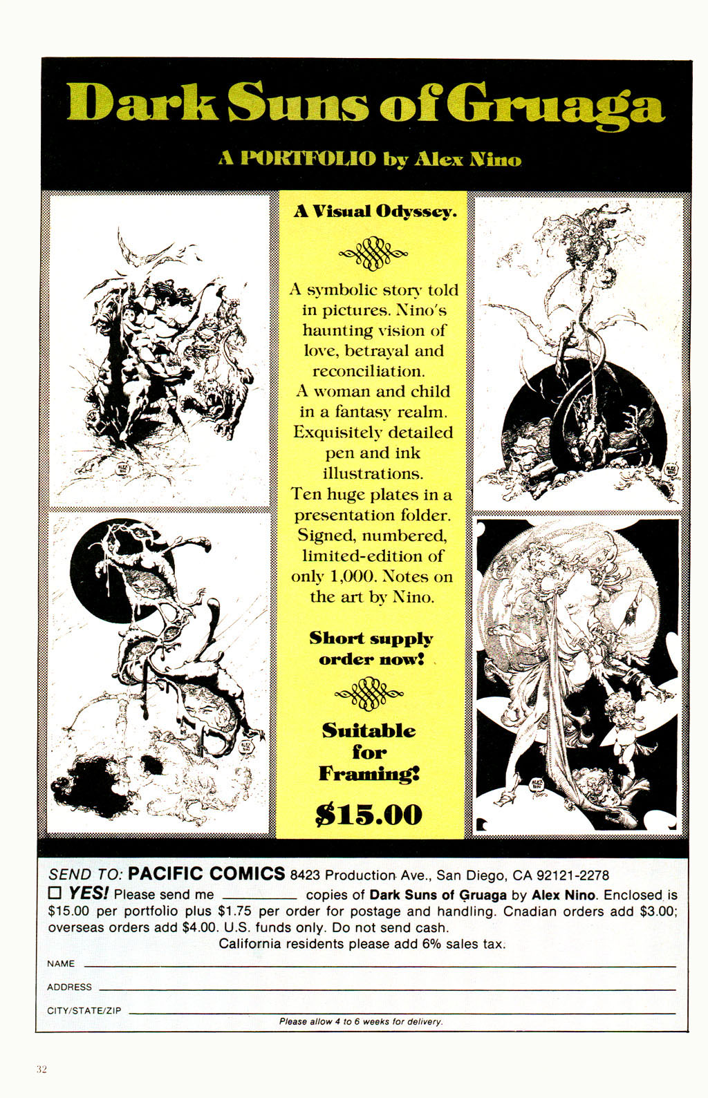 Read online Twisted Tales (1982) comic -  Issue #8 - 34