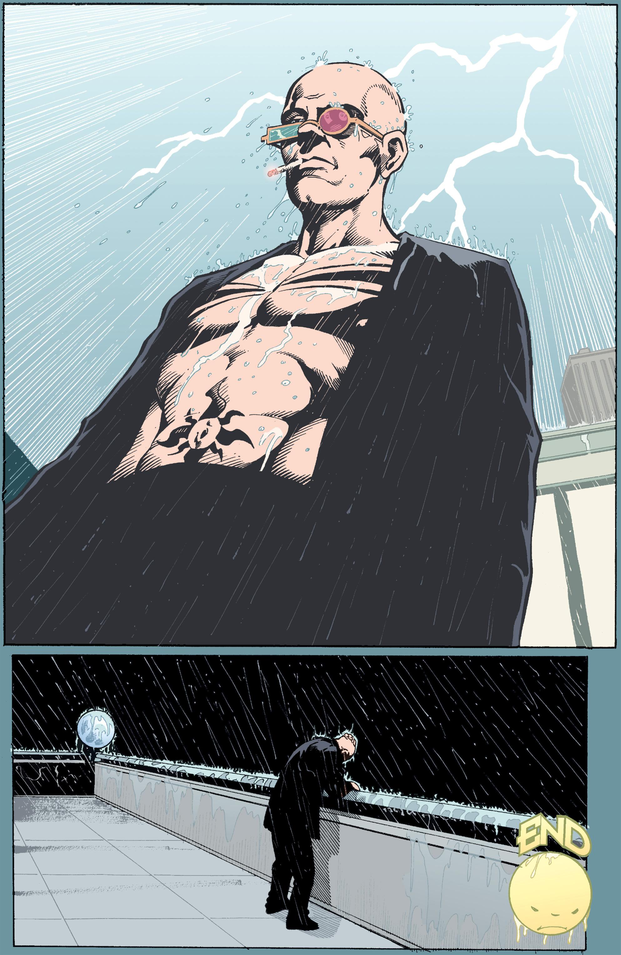 Read online Transmetropolitan comic -  Issue #30 - 23
