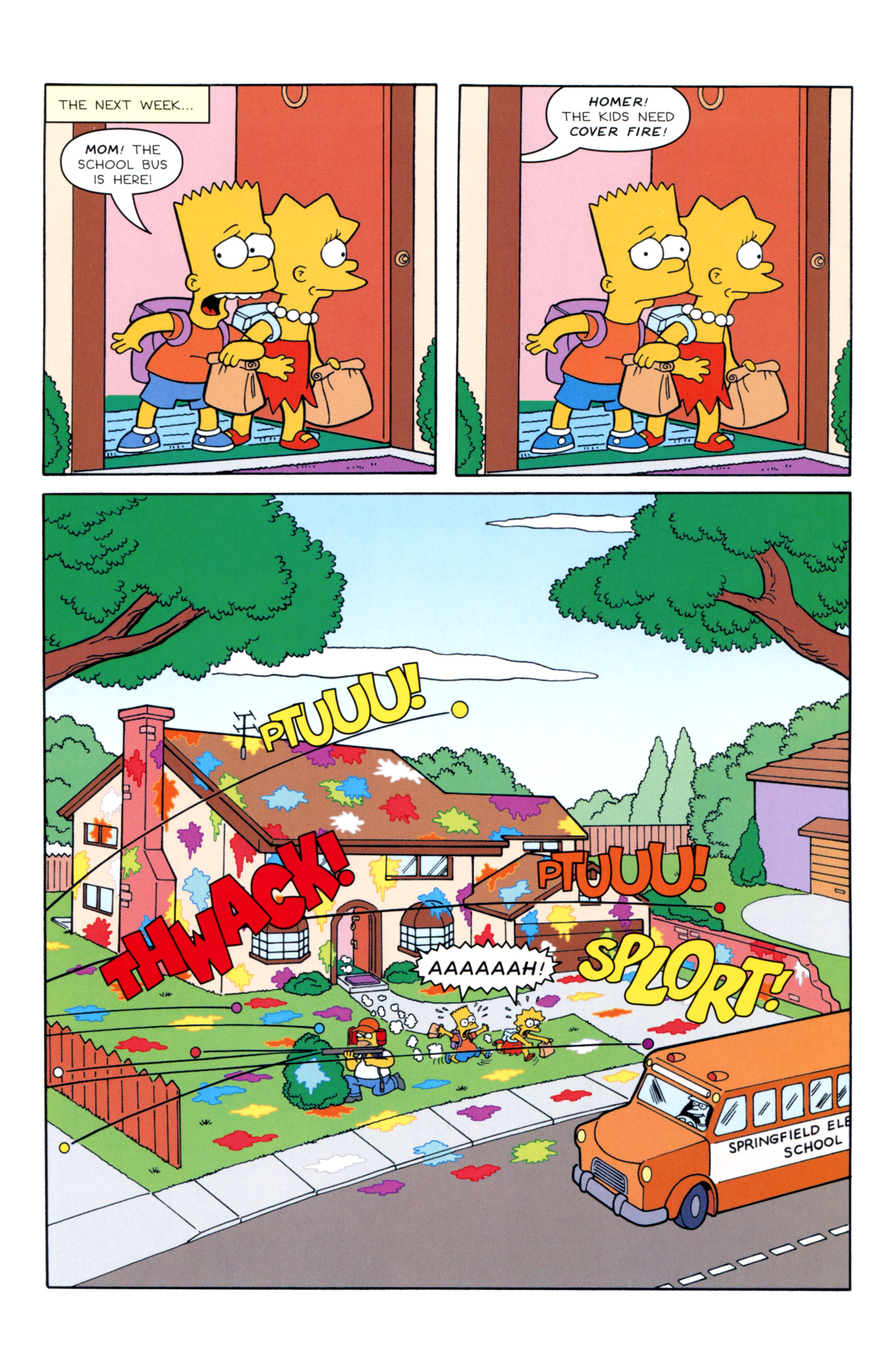 Read online Simpsons Illustrated (2012) comic -  Issue #12 - 18