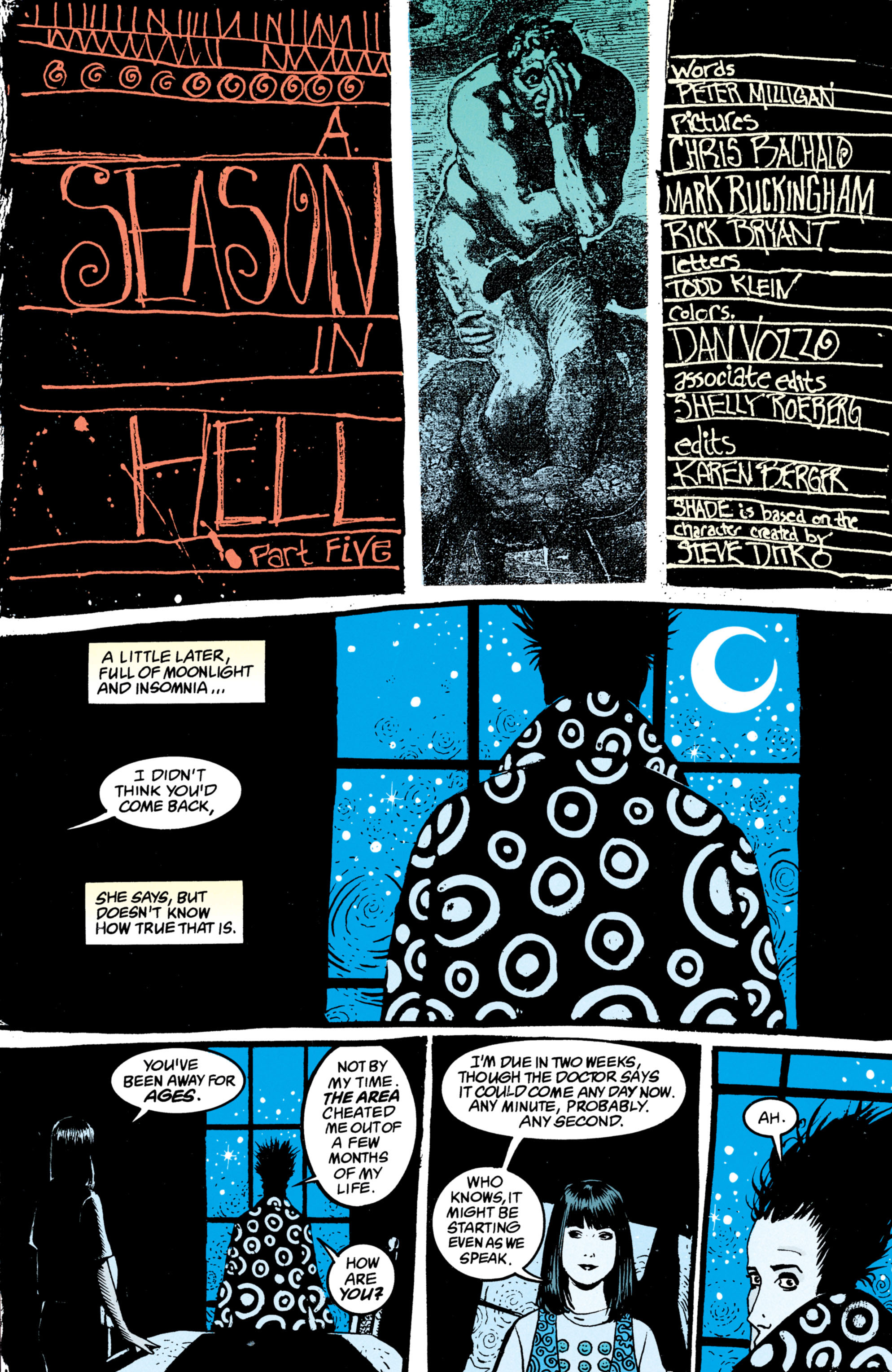 Read online Shade, the Changing Man comic -  Issue #49 - 3