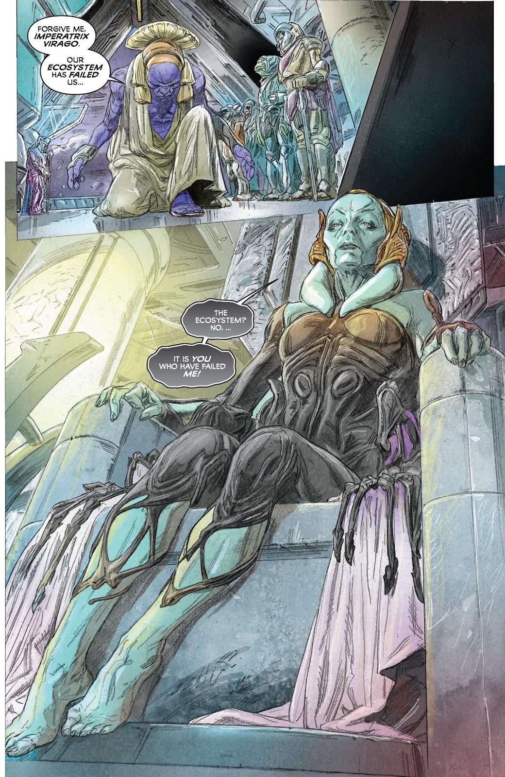 Read online X-O Manowar (2017) comic -  Issue #23 - 25