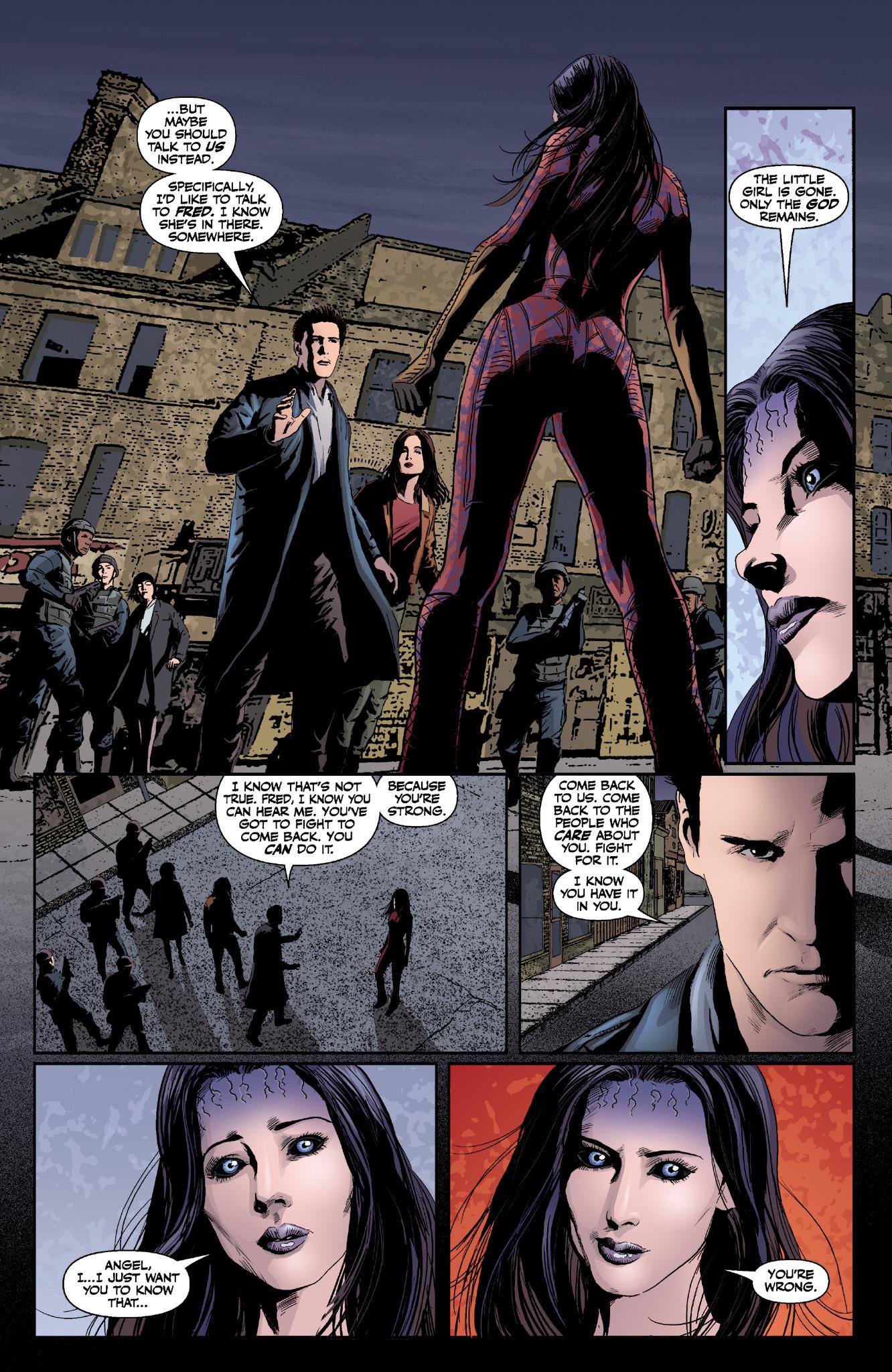 Read online Angel & Faith Season 10 comic -  Issue #13 - 20