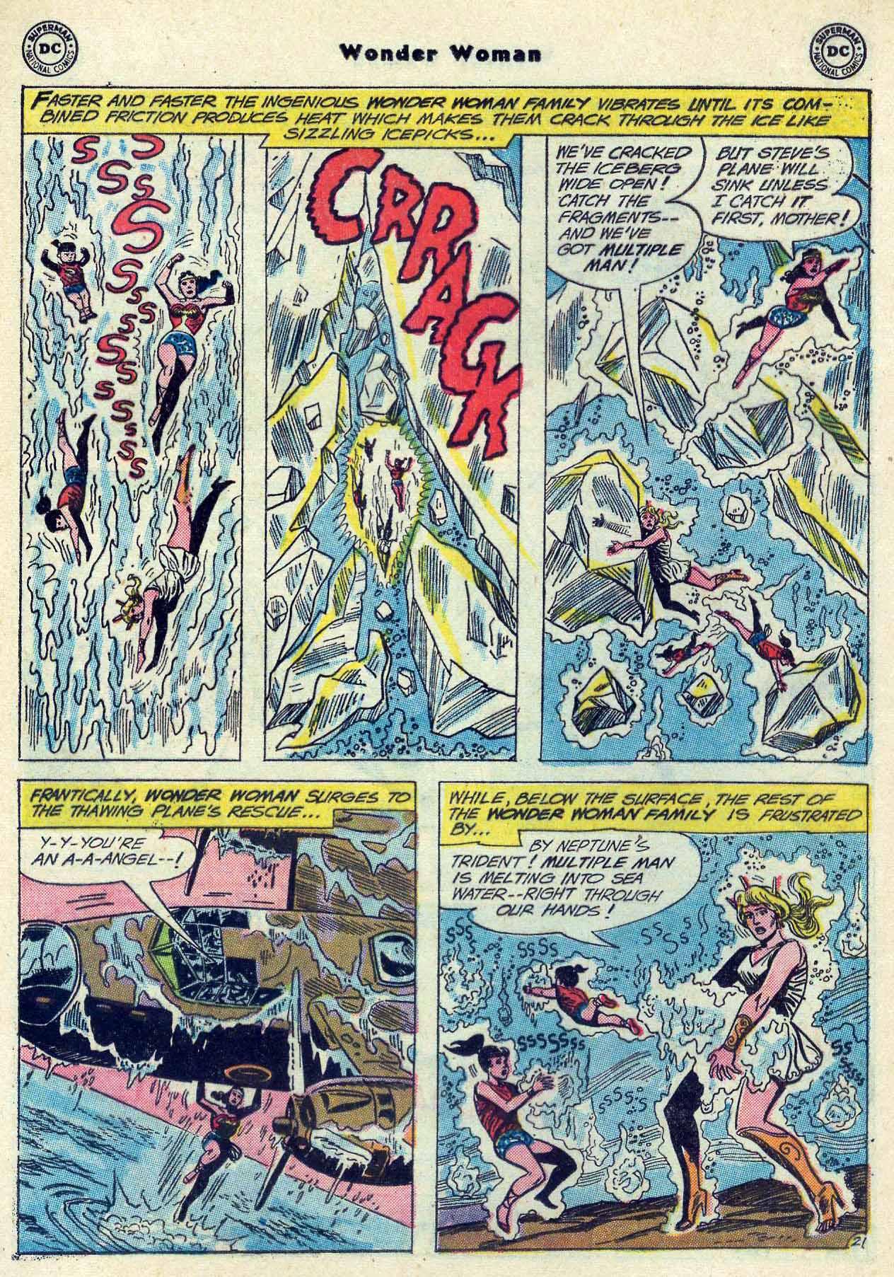 Read online Wonder Woman (1942) comic -  Issue #129 - 29