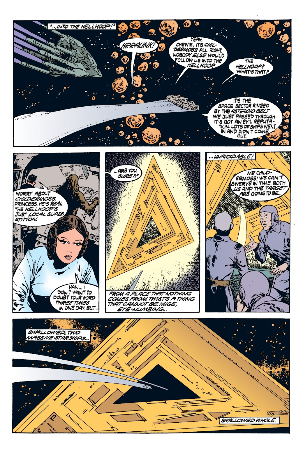 Read online Star Wars Legends: The Original Marvel Years - Epic Collection comic -  Issue # TPB 3 (Part 4) - 99