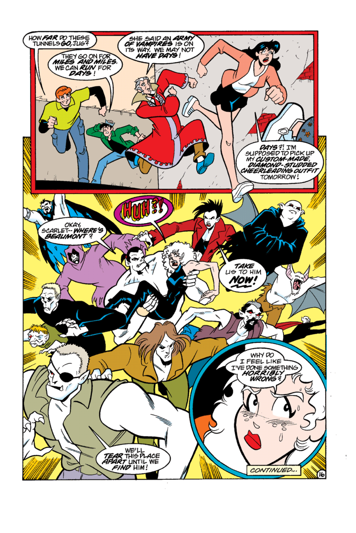 Read online Archie's Weird Mysteries comic -  Issue #12 - 18