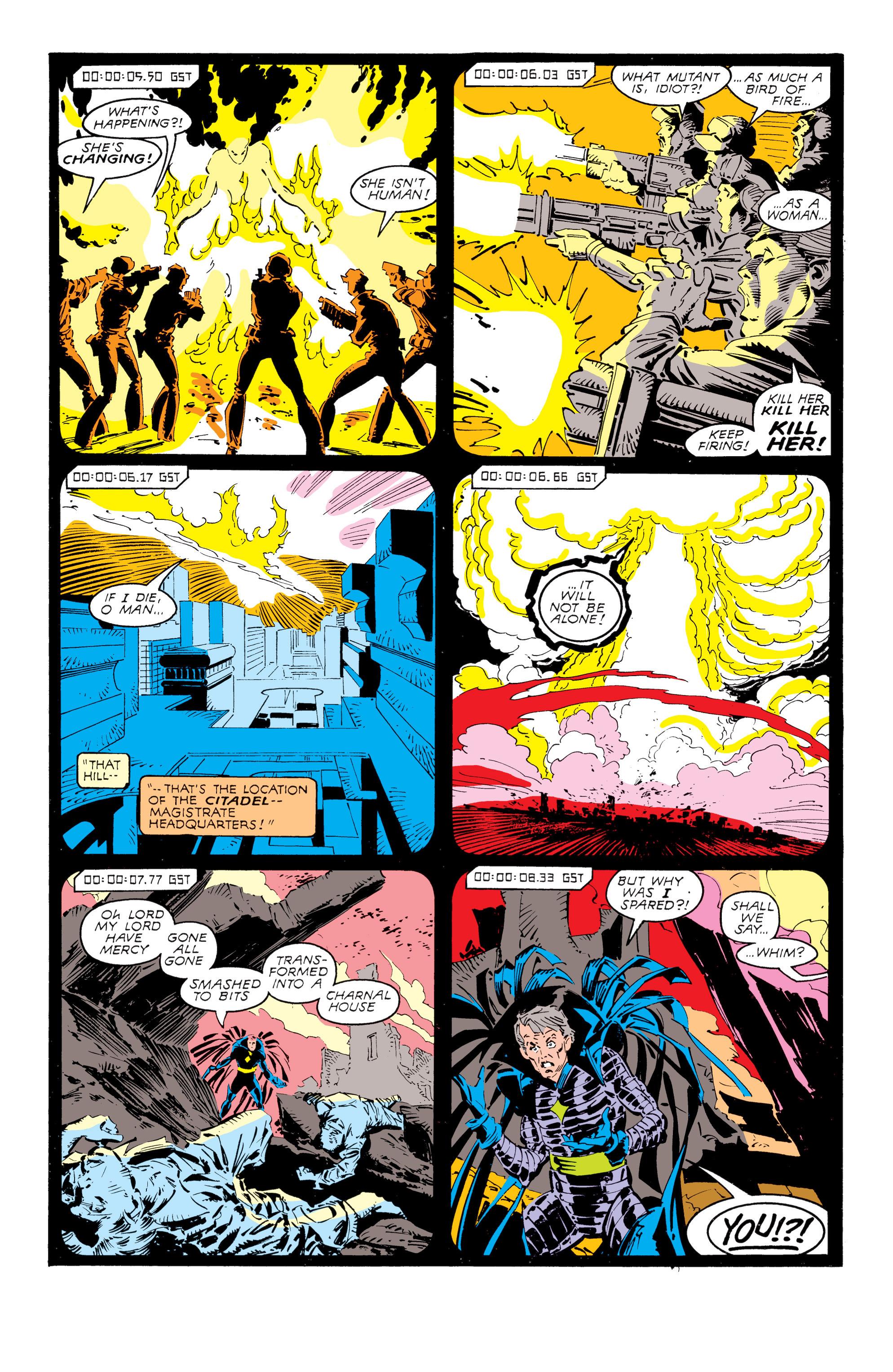 Read online Uncanny X-Men (1963) comic -  Issue #238 - 4
