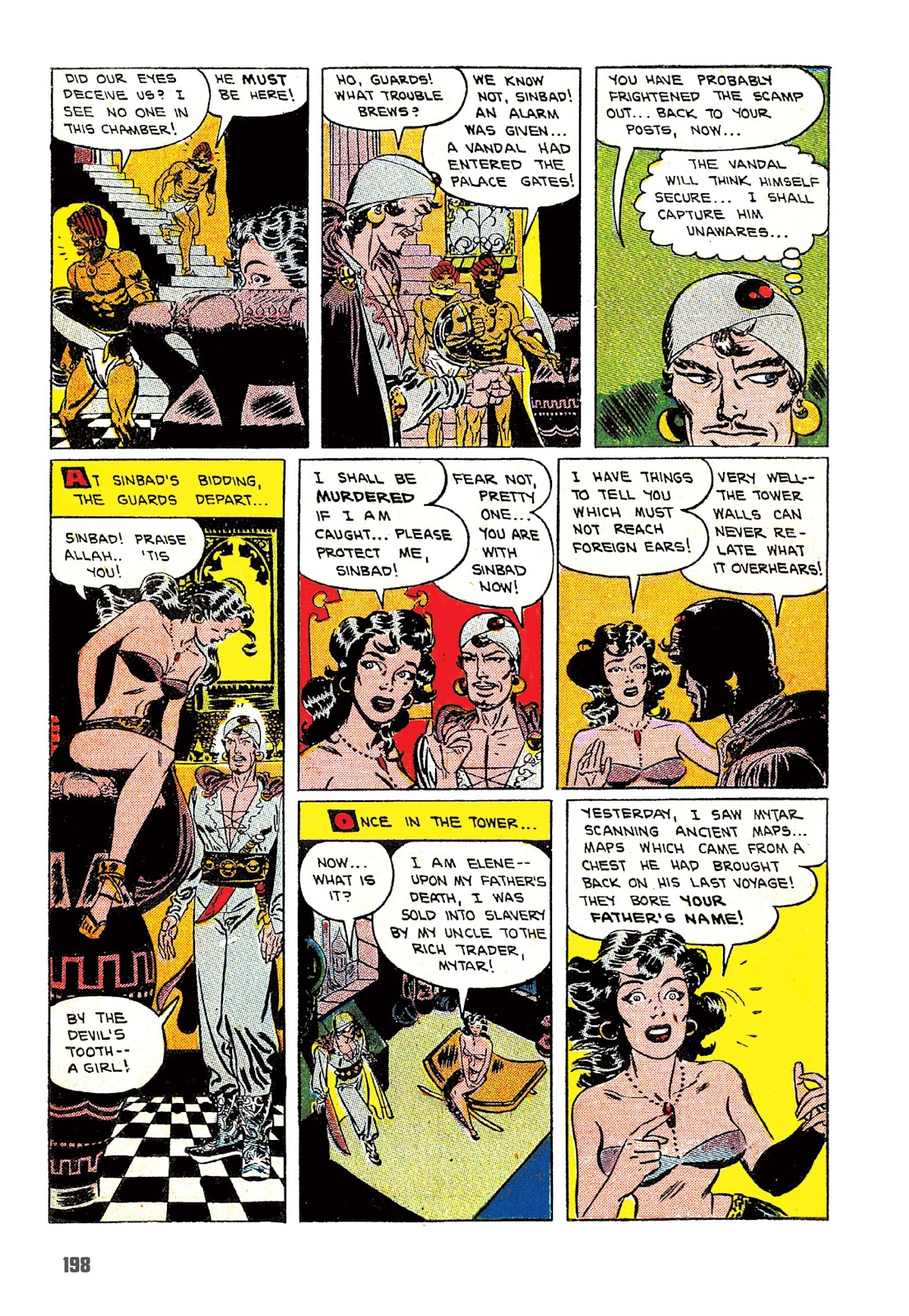 Read online The Joe Kubert Archives comic -  Issue # TPB (Part 3) - 9