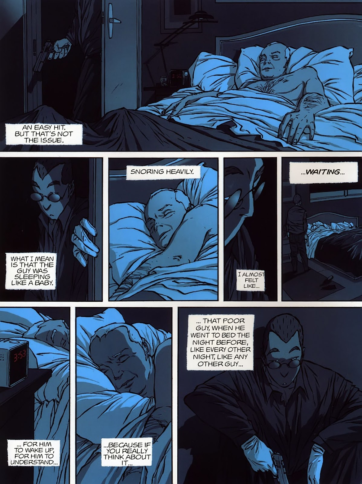 Read online The Killer comic -  Issue #7 - 4