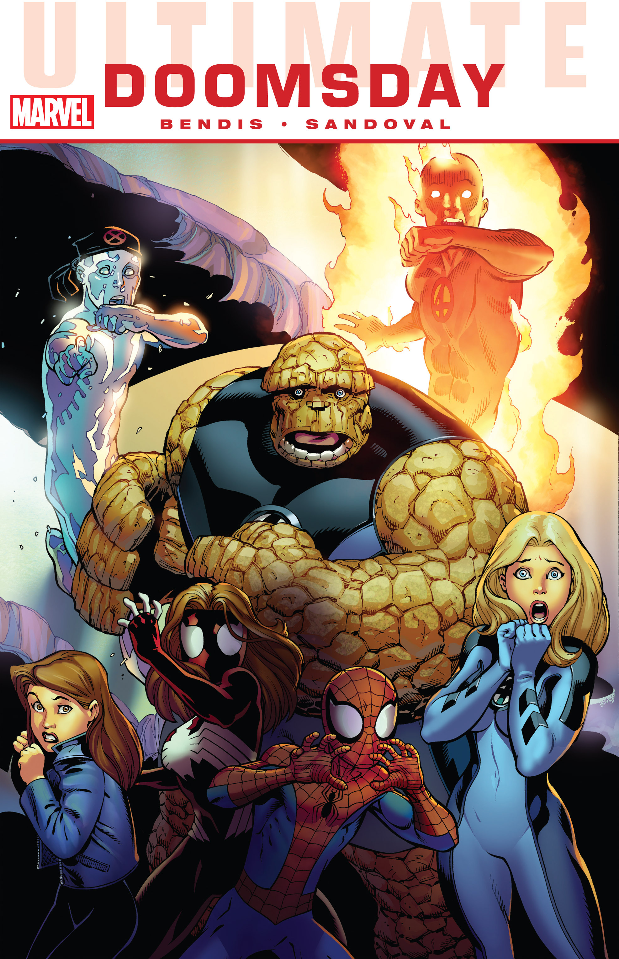 Read online Ultimate Comics Doomsday comic -  Issue # Full - 1