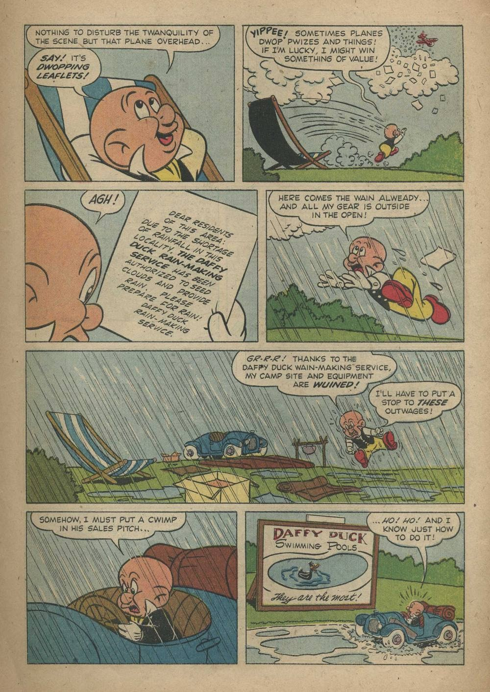 Daffy issue 4 - Page 7