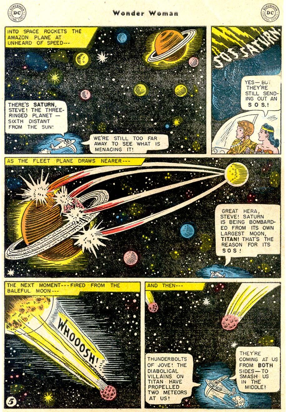 Read online Wonder Woman (1942) comic -  Issue #80 - 29