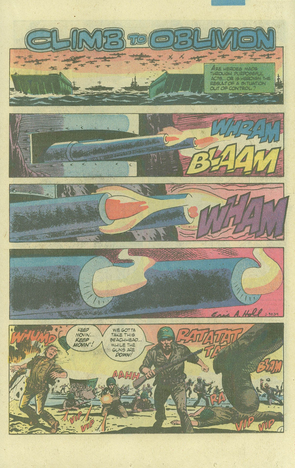 Read online Sgt. Rock comic -  Issue #386 - 14