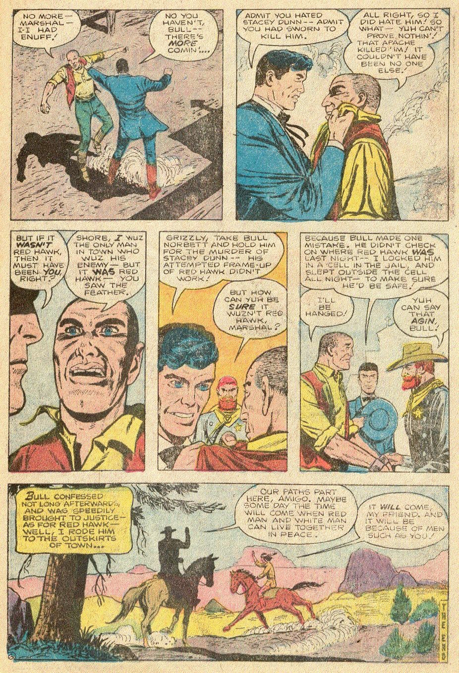 Wyatt Earp issue 32 - Page 23