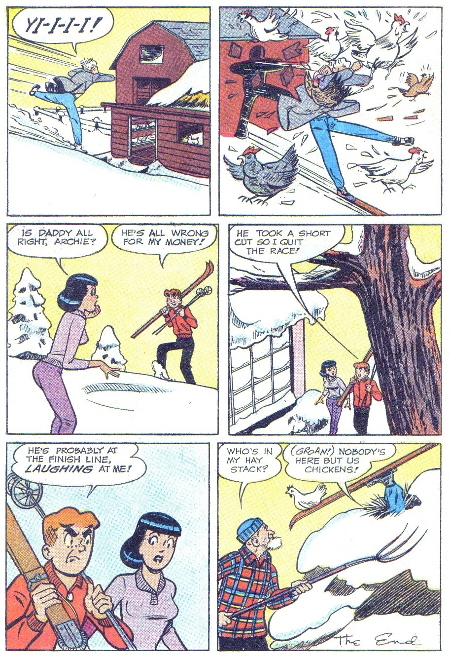 Read online Archie (1960) comic -  Issue #144 - 18