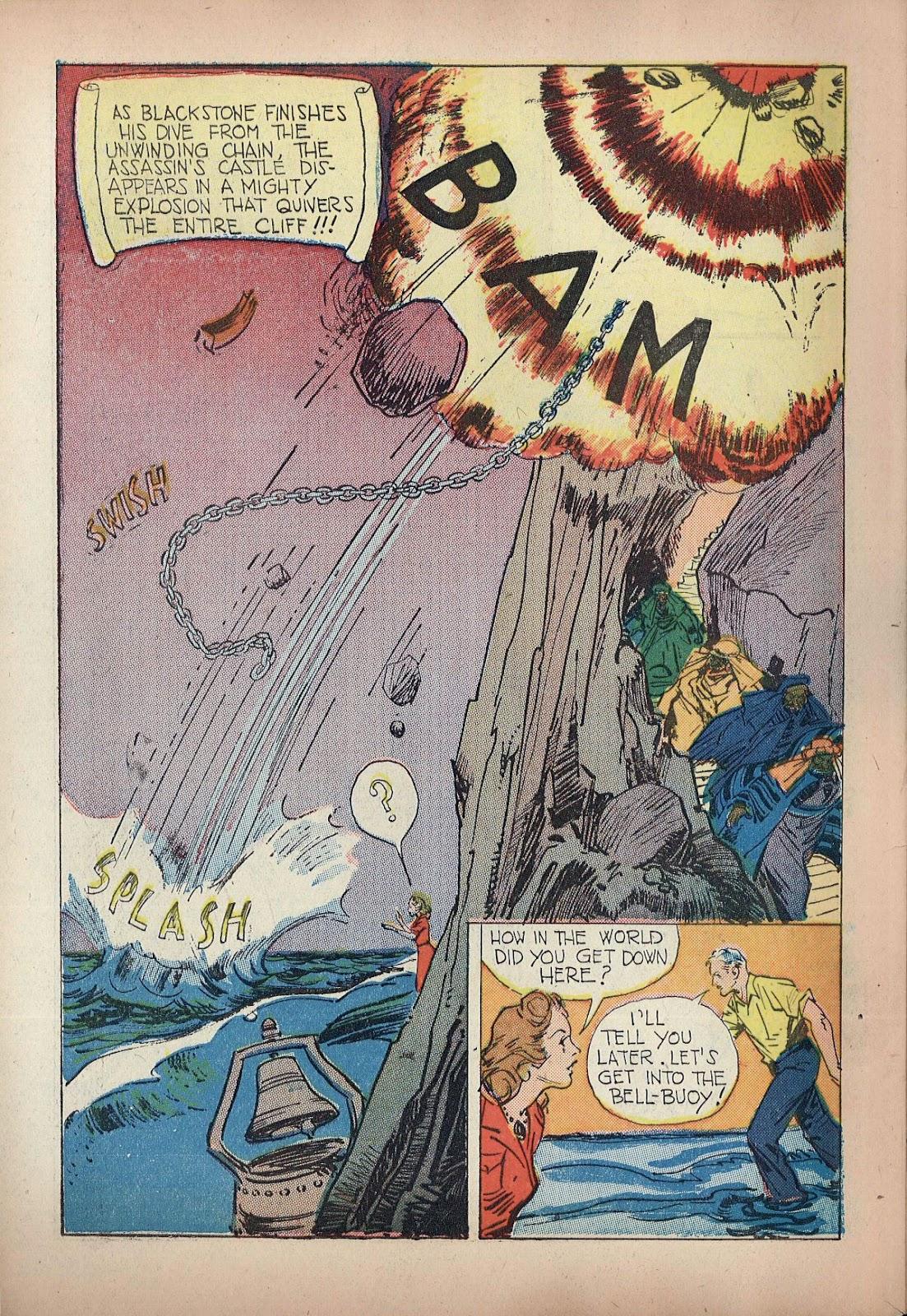 Read online Super-Magician Comics comic -  Issue #20 - 52